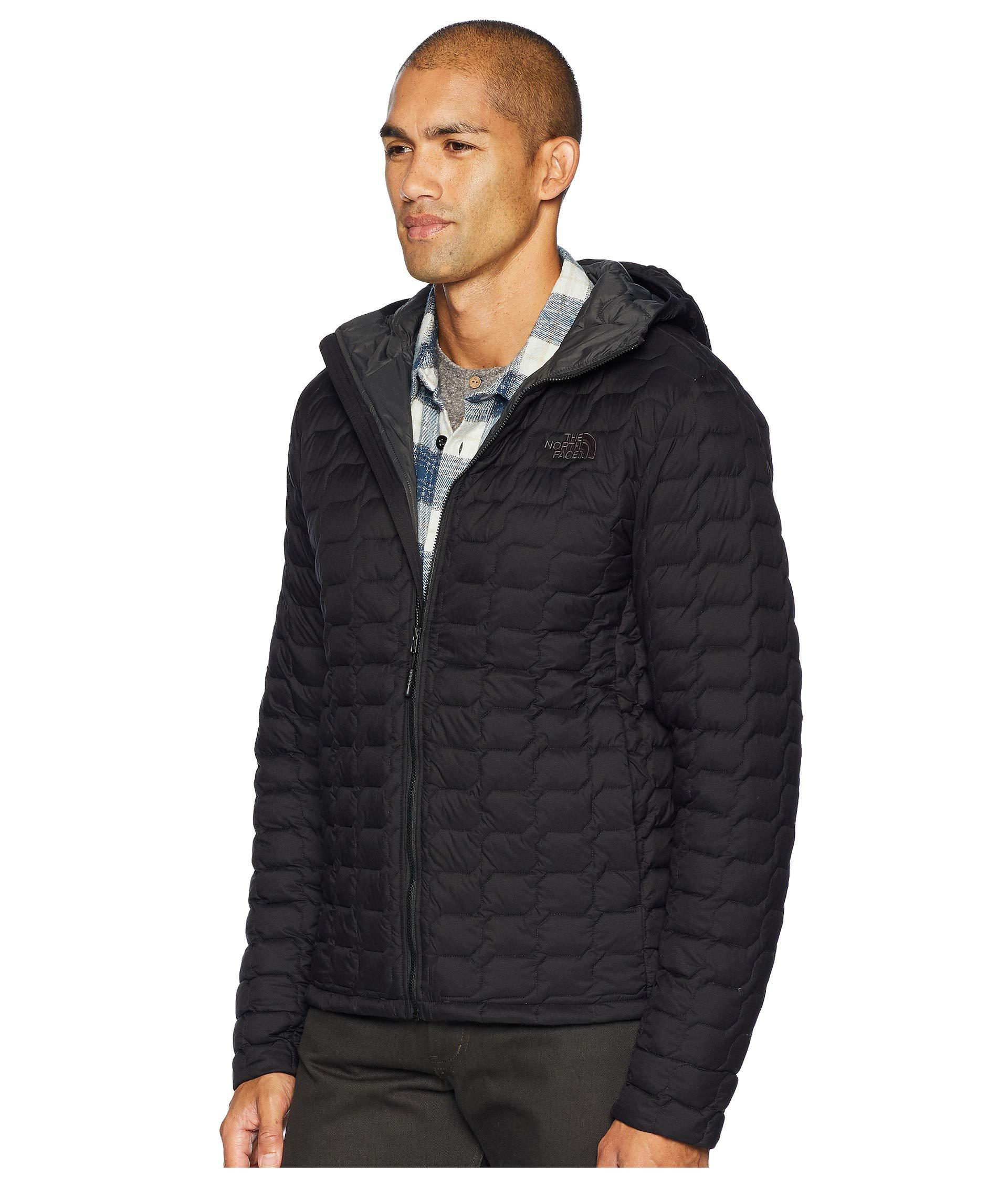 ce4736a746 Lyst - The North Face Thermoball Hoodie (asphalt Grey asphalt Grey) Men s  Coat in Black for Men