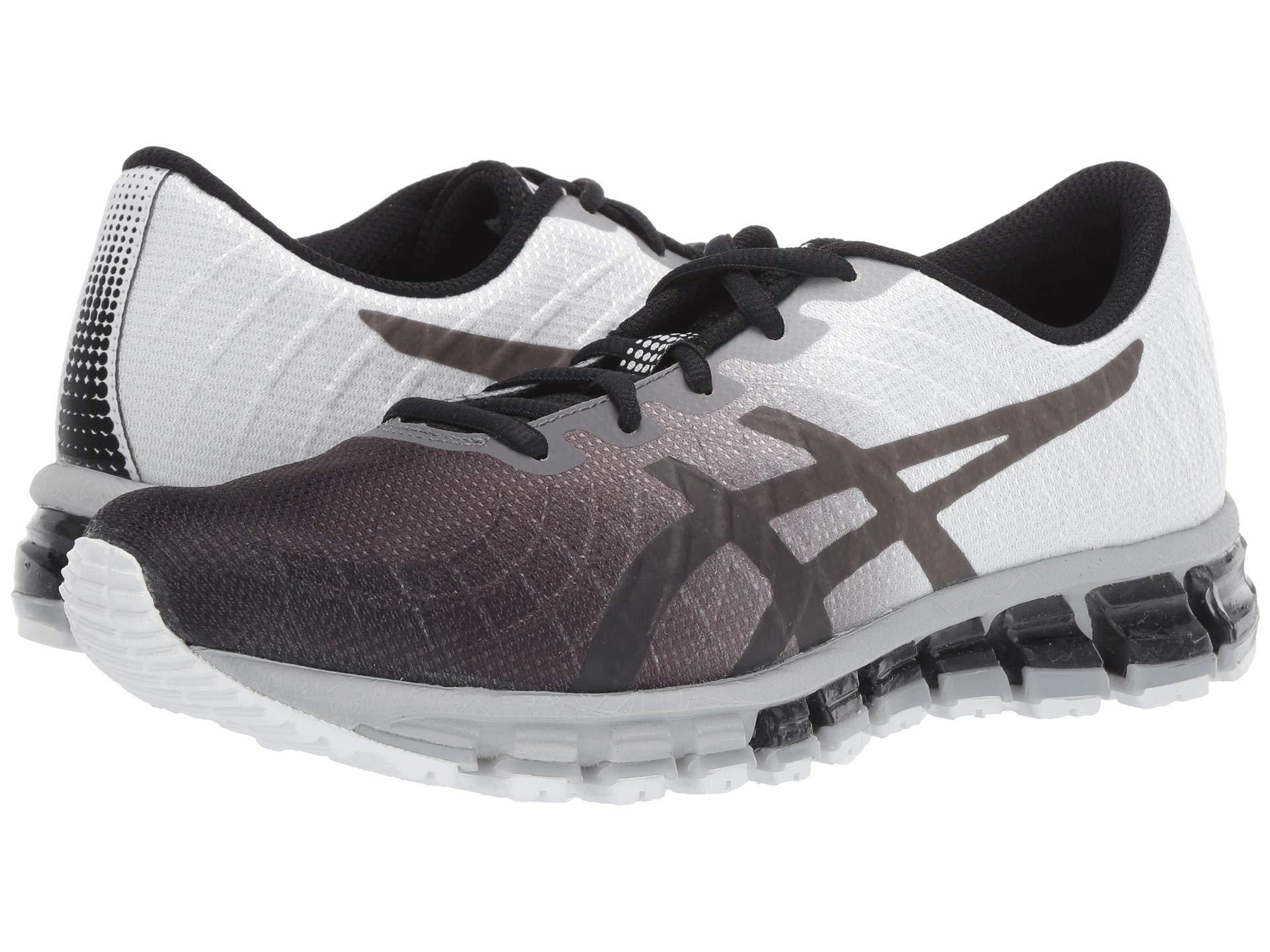 Running Shoes Gel 180 GreyWomen's Black Quantum Asics 4whitestone vONn0m8w