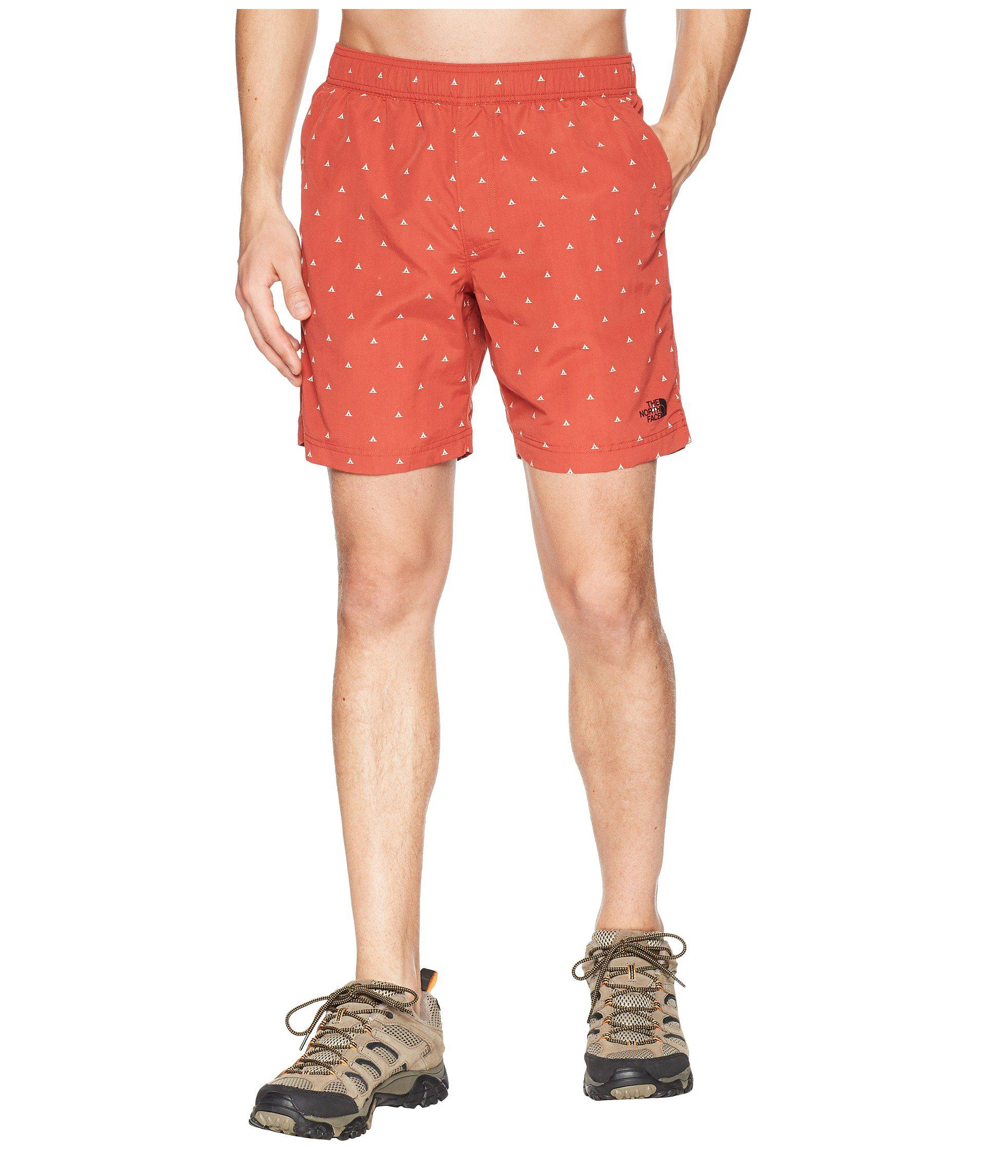 cdae06333f The North Face Red Class V Pull-on Trunk for men
