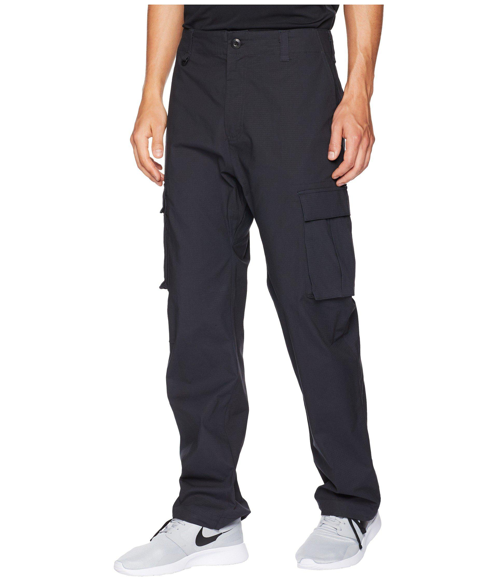82032c3801d9 Nike - Sb Flex Pants Fit To Move Cargo (black) Men s Casual Pants for. View  fullscreen