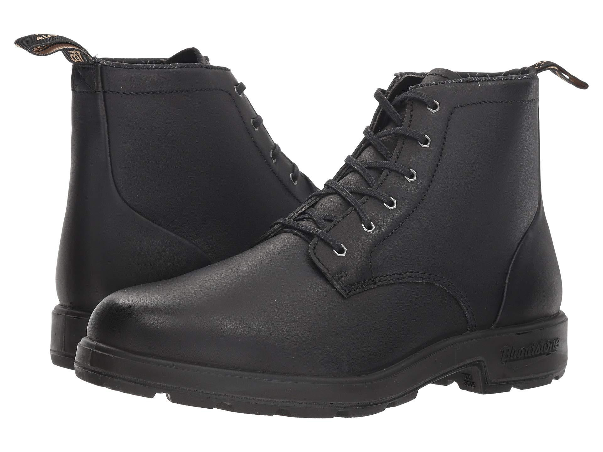 9d5b1d816597 Lyst - Blundstone Bl1617 (black) Lace-up Boots in Black for Men