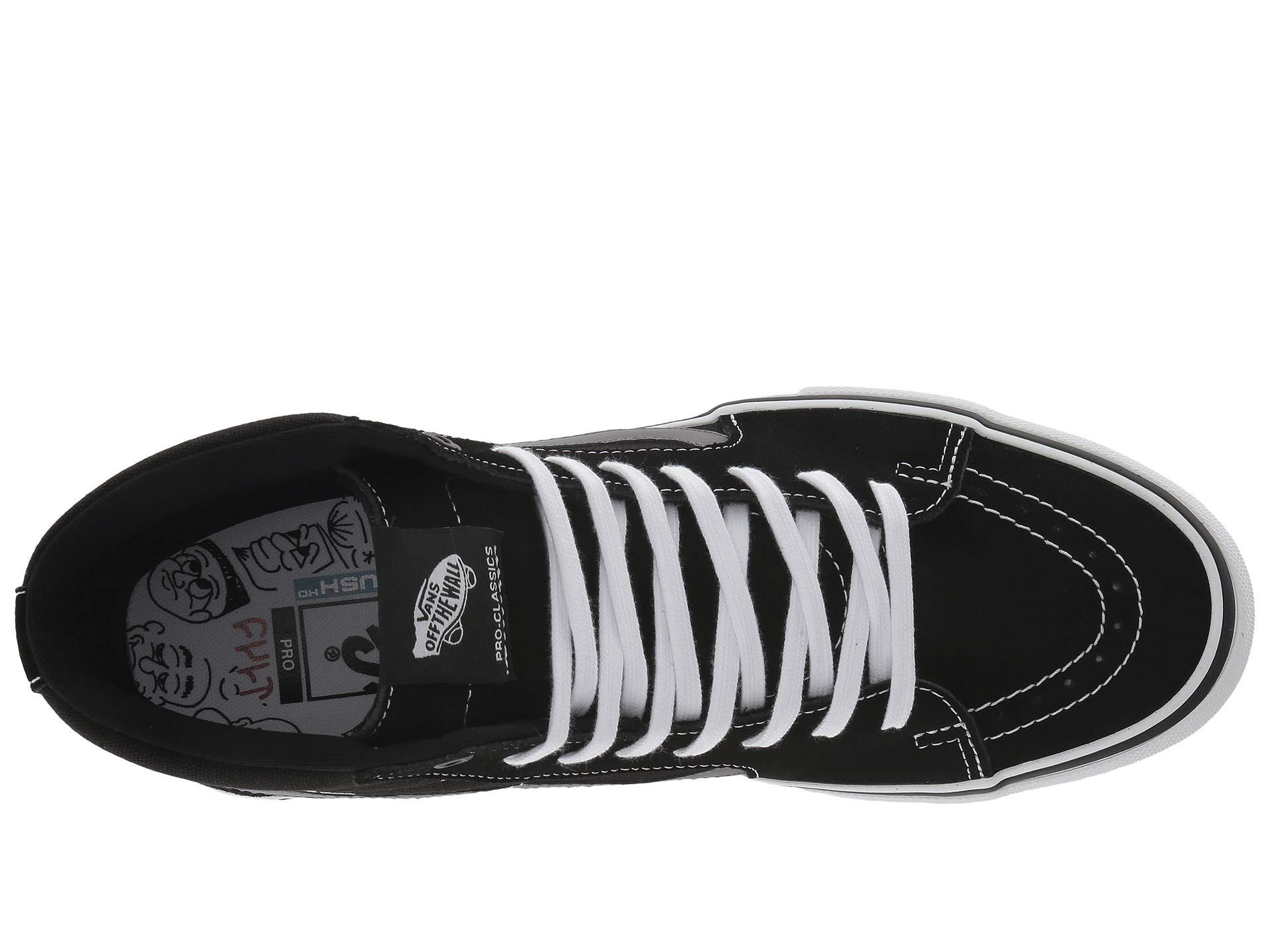 ea606b4b72 Lyst - Vans Sk8-hitm Pro ((checkerboard) Smoke violet Ice) Men s ...