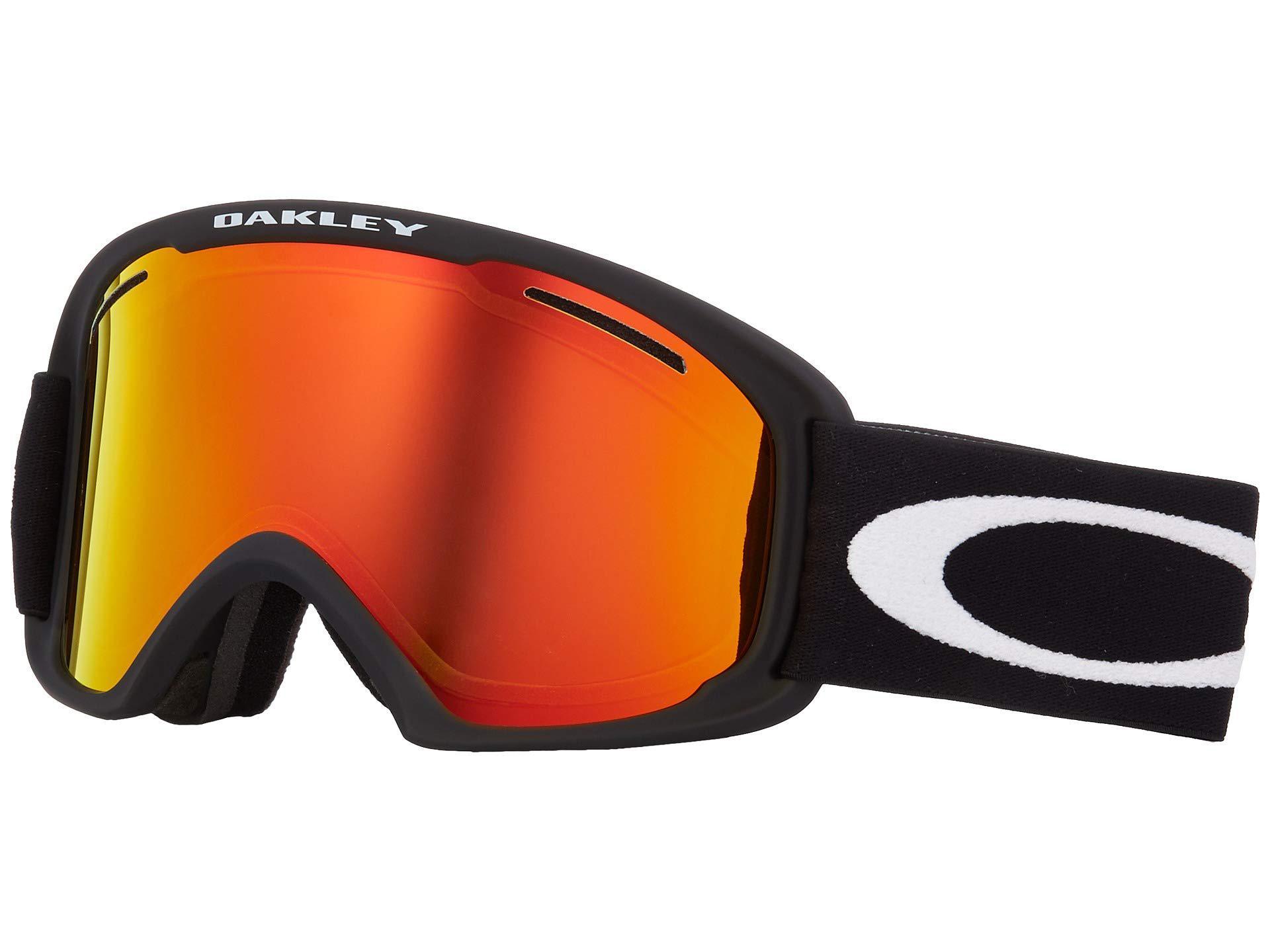 1879a0dc2f Oakley. Men s O-frame 2.0 Xm (matte White W  Persimmon dark Grey) Snow  Goggles