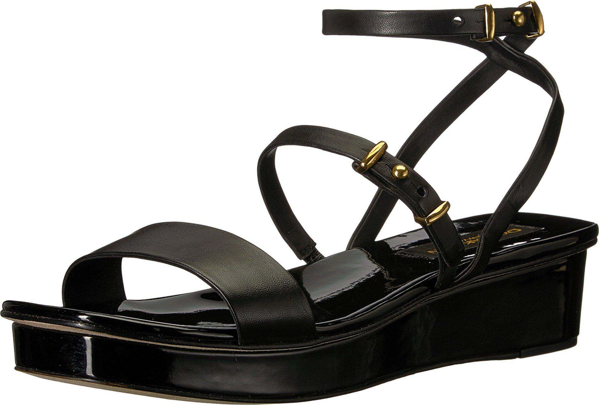 Donna Karan Velda Wedge Sandals gFJ5Lnx