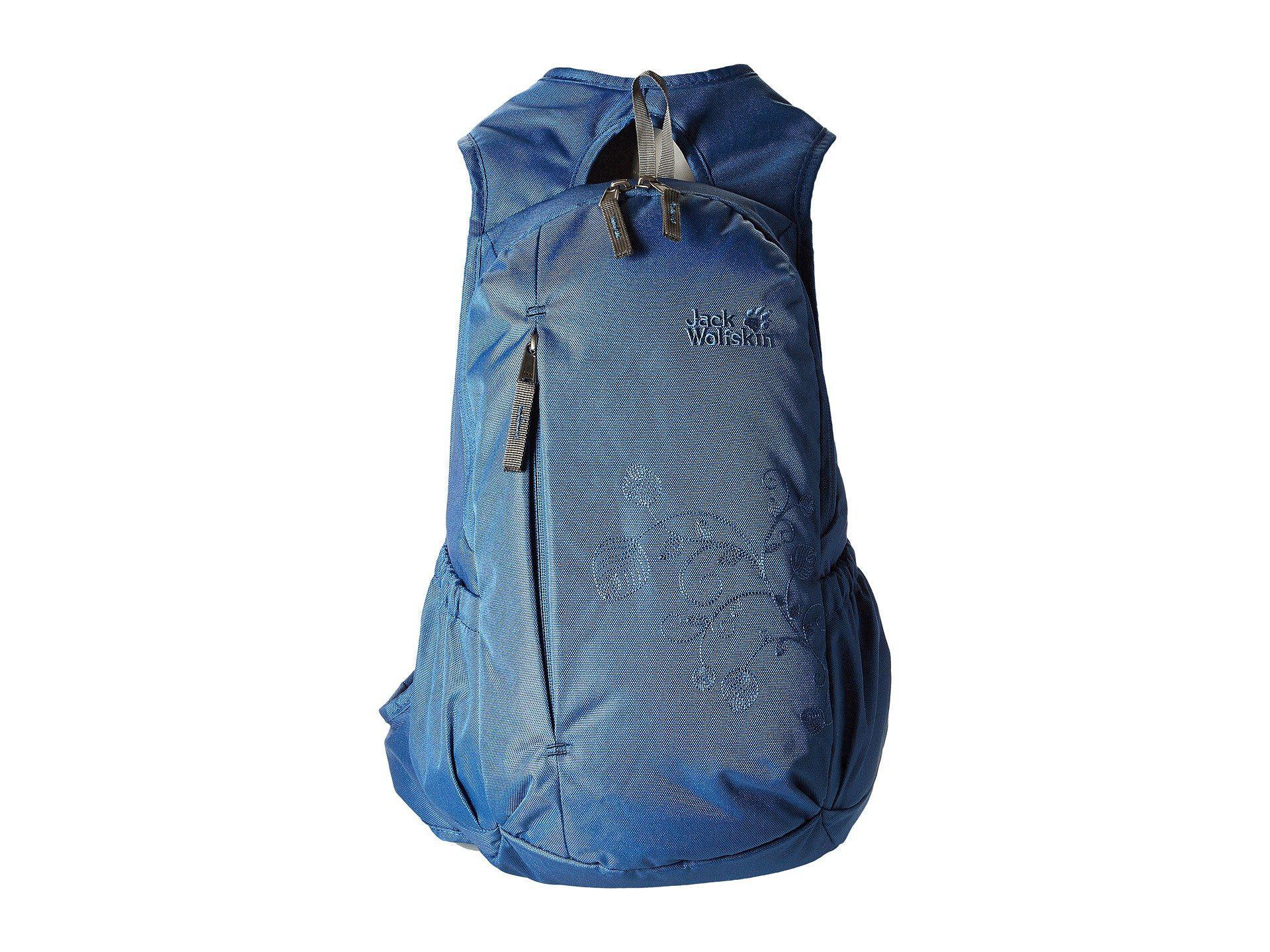 78cb2e6fd701d Sport Tagesrucksäcke Jack Wolfskin Rucksack Backpack Perfect Day ocean wave