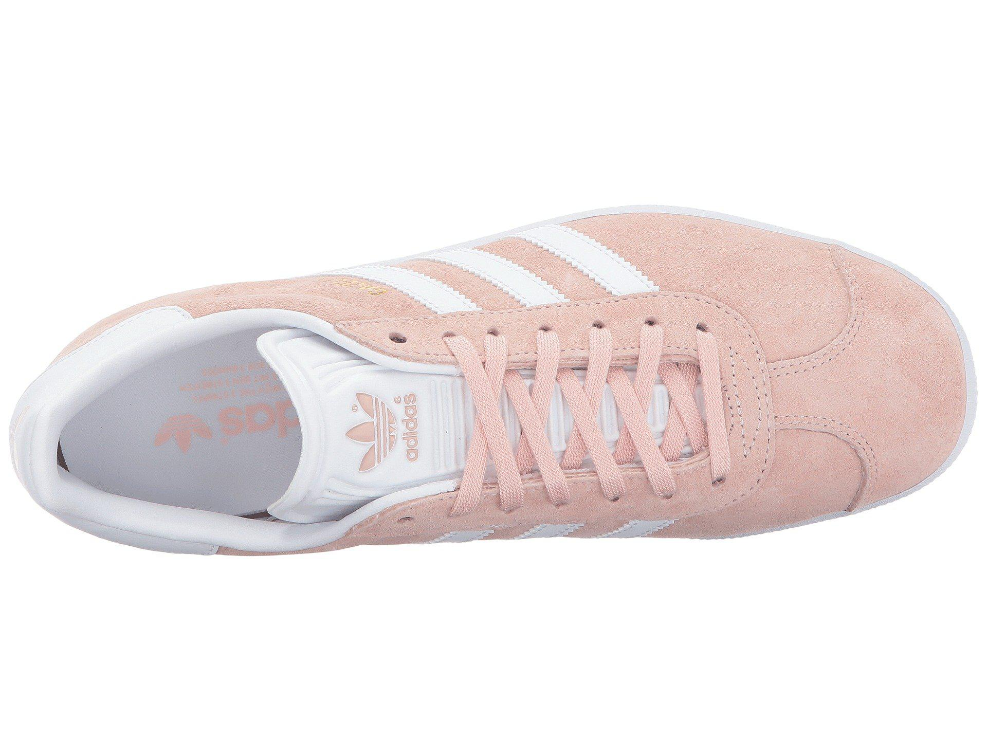 new style 403f9 2e7c1 Gallery. Previously sold at Zappos · Womens Adidas Gazelle ...