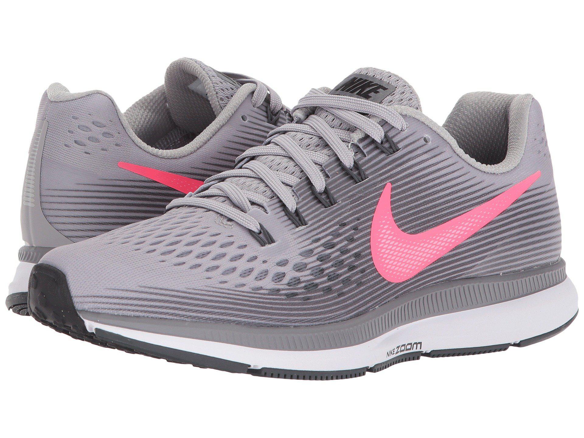 96e26d5870d27 Lyst - Nike Air Zoom Pegasus 34 in Gray