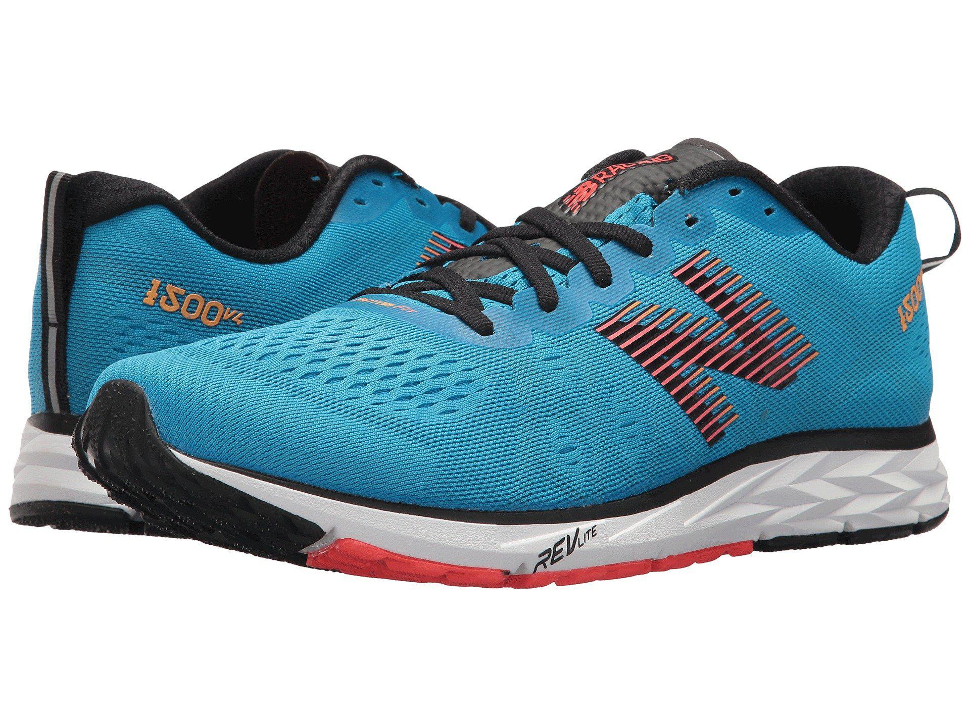 70eddaa07b3 New Balance Blue M1500v4 Running Shoes for men