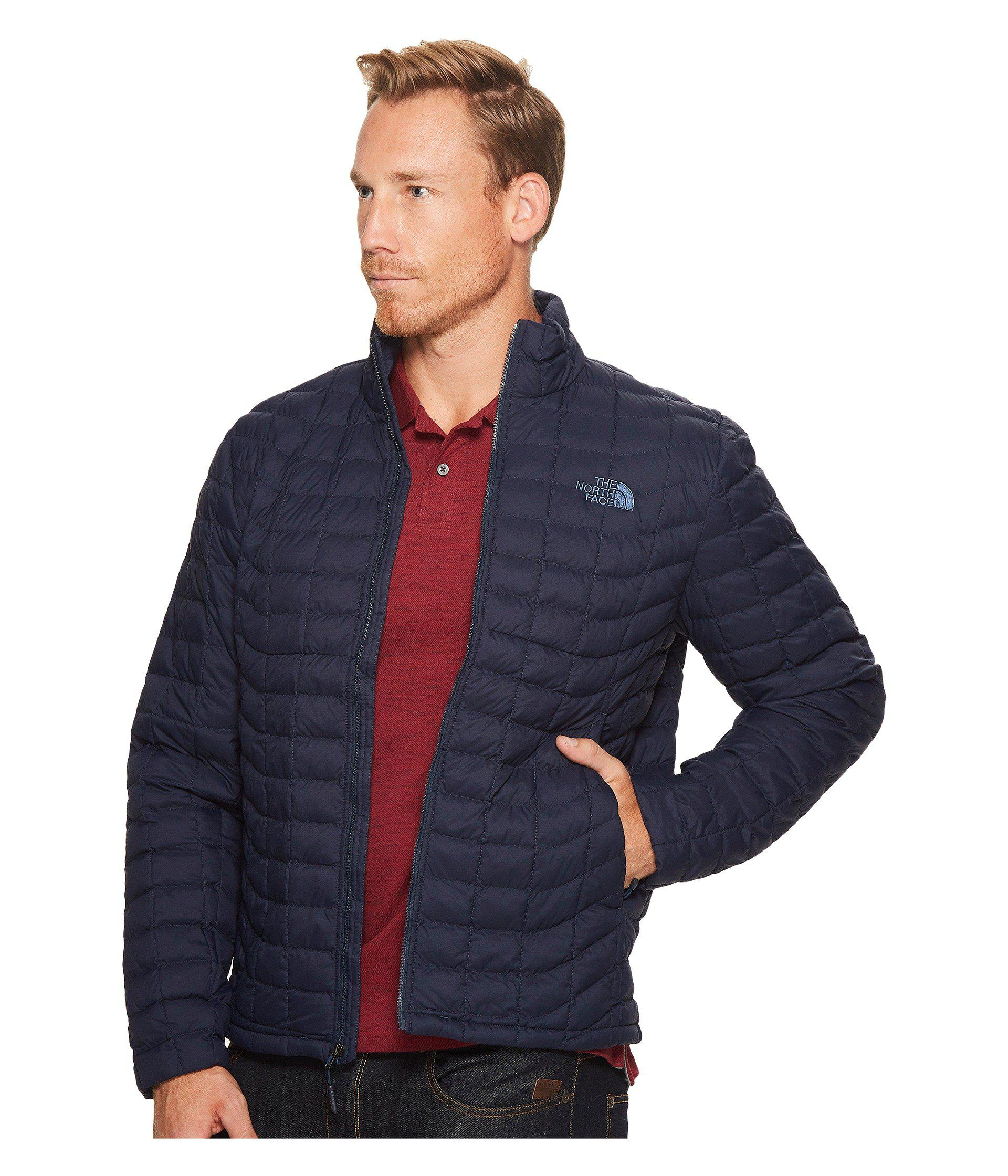 2e3a1a3b8c Lyst - The North Face Thermoball Jacket (primary Green Matte) Men's ...