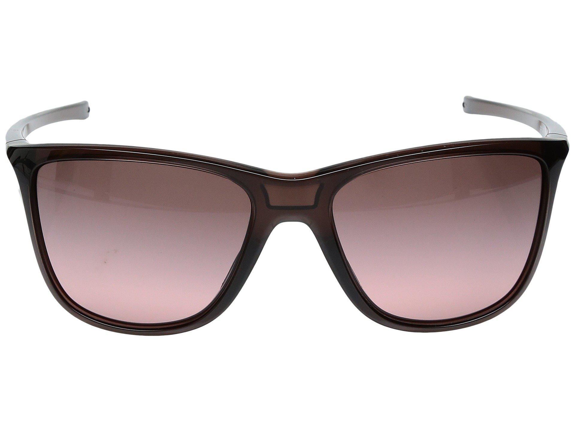 916d422edc1 Lyst - Oakley Reverie (black Ink W  Violet Iridium) Fashion Sunglasses