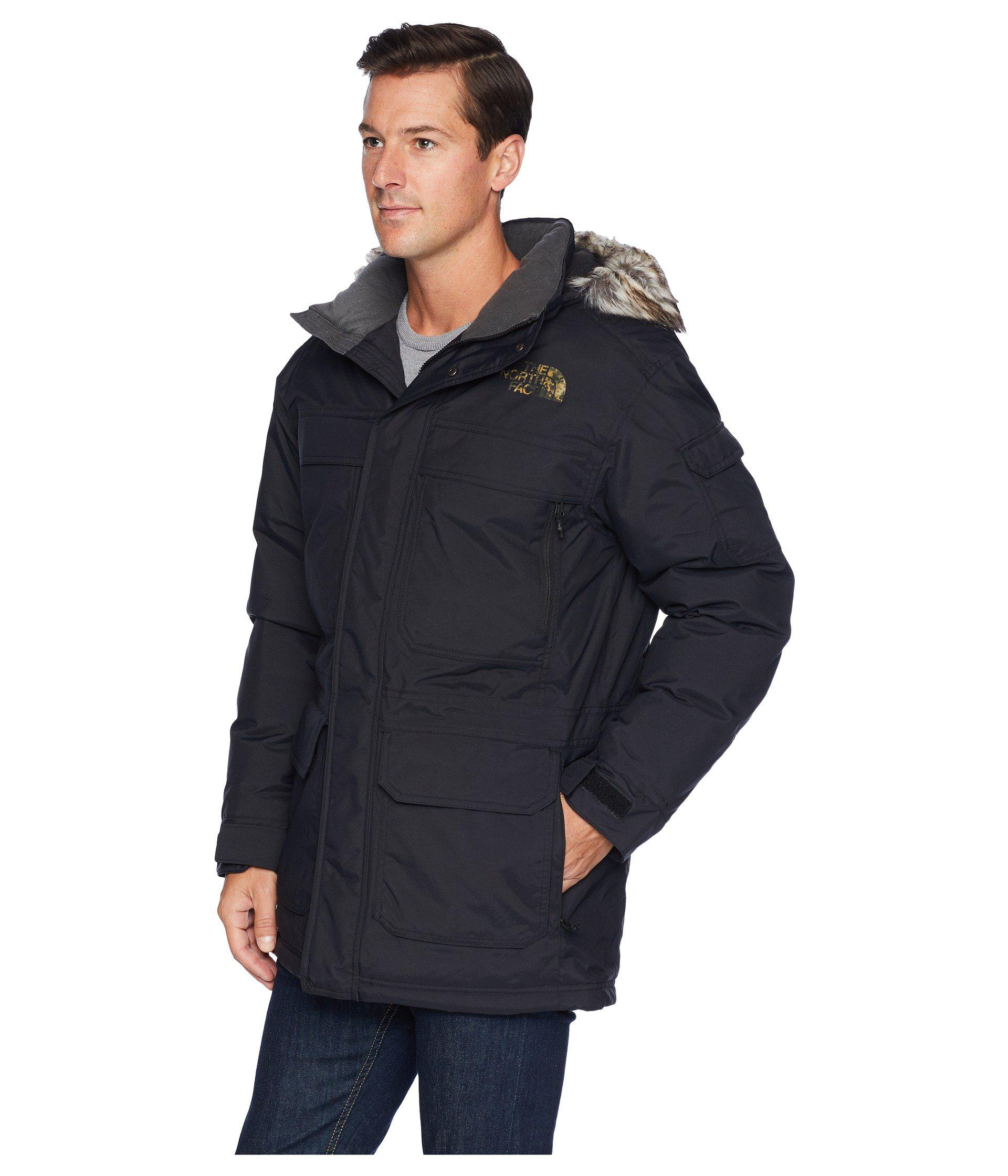 79ff8dd7d The North Face Mcmurdo Parka Iii (tnf Black Novelty) Men's Coat for men