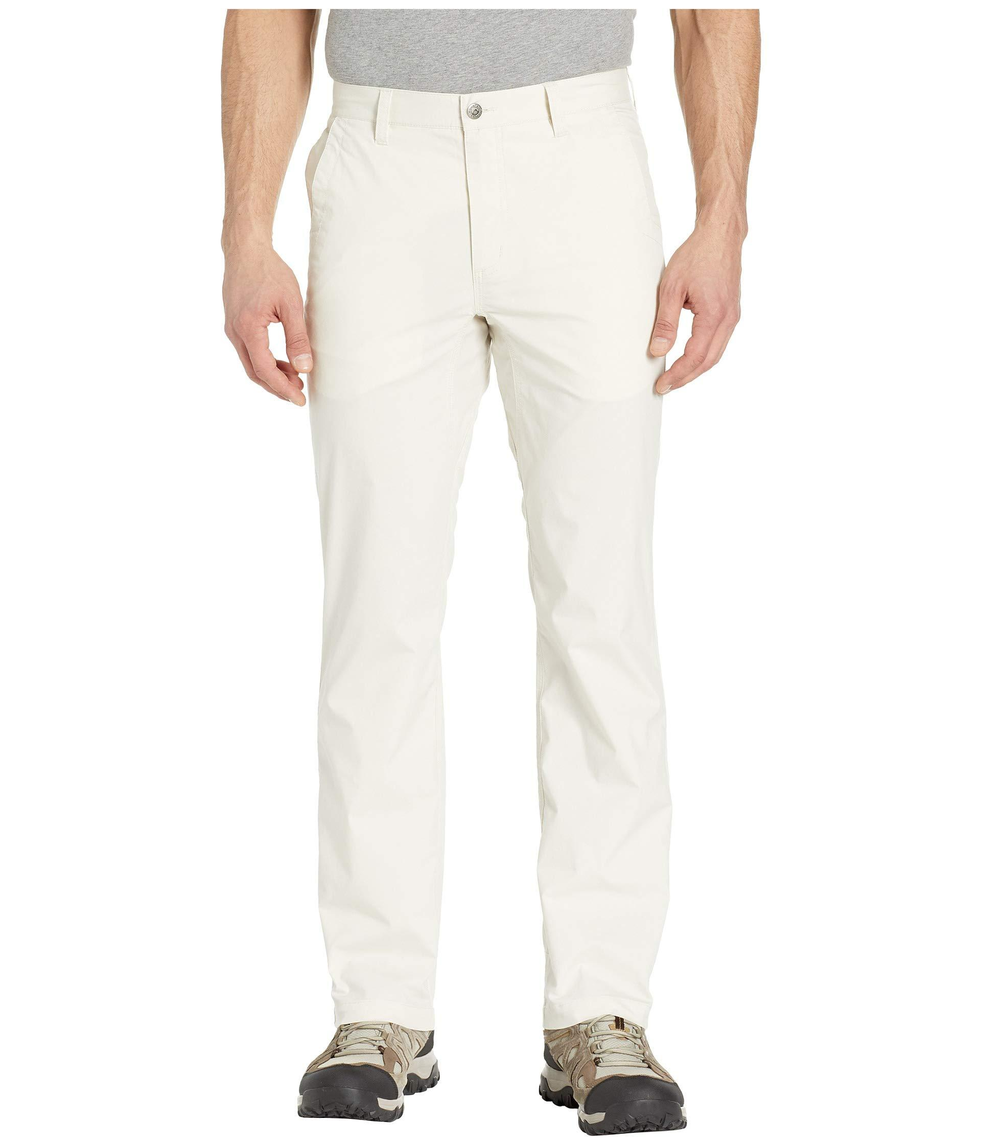 Mountain Khakis Mens Poplin Pant Slim Fit