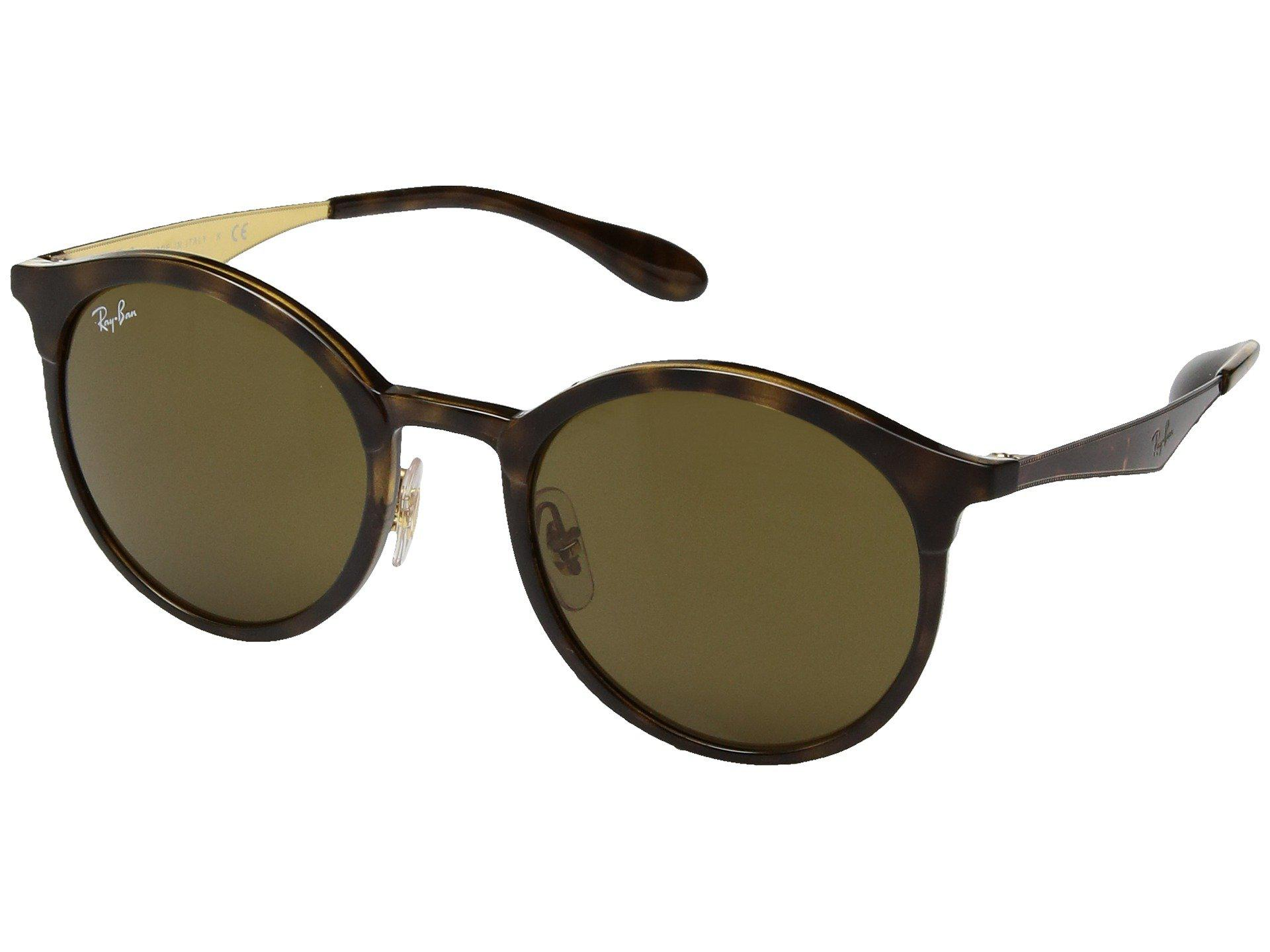 d1302c80b6 Ray-Ban. Women s Rb4277 Emma 51mm (havana dark Brown) Fashion Sunglasses