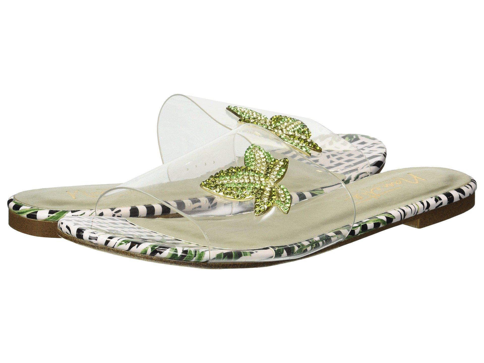 Nanette Lepore Nanette by Veronica Slide Sandals Women's Shoes 8AUFO