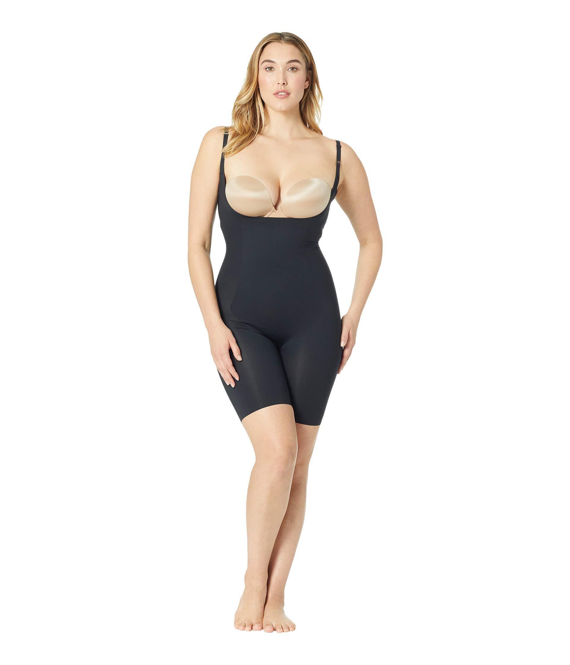 2cbb50acf85c9 Womens Plus Size Spandex Jumpsuit