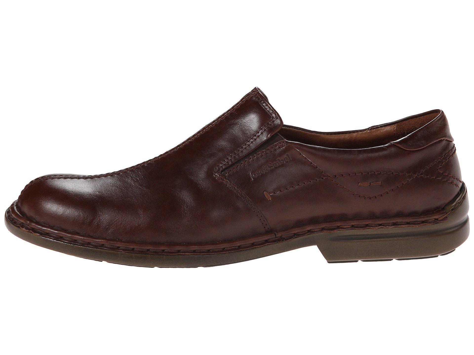 Josef Seibel Men/'s Vance Slip-On Loafer Rome
