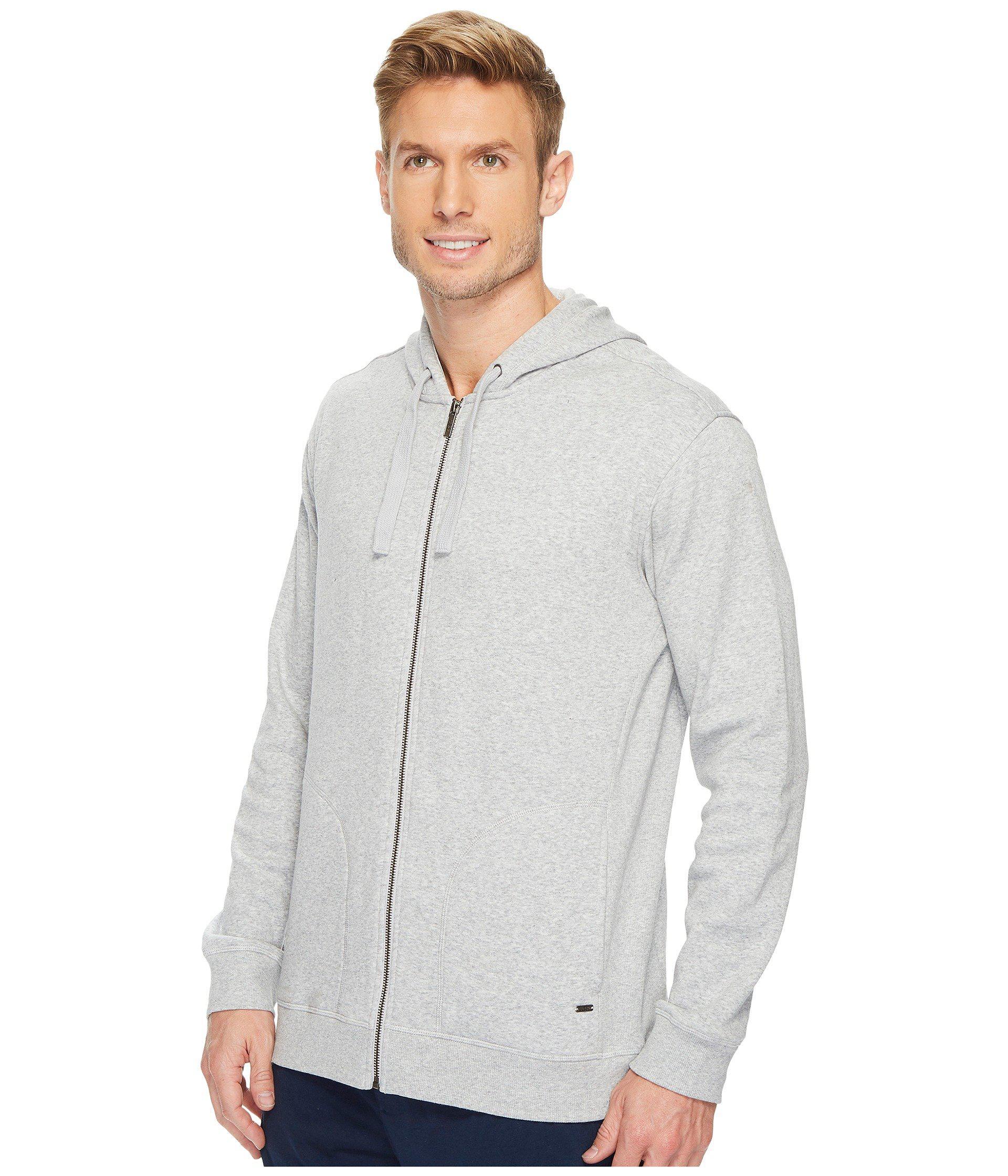 748dbdb5e58 Lyst - UGG Elliot Hoodie (seal Heather) Men s Sweatshirt in Gray for Men