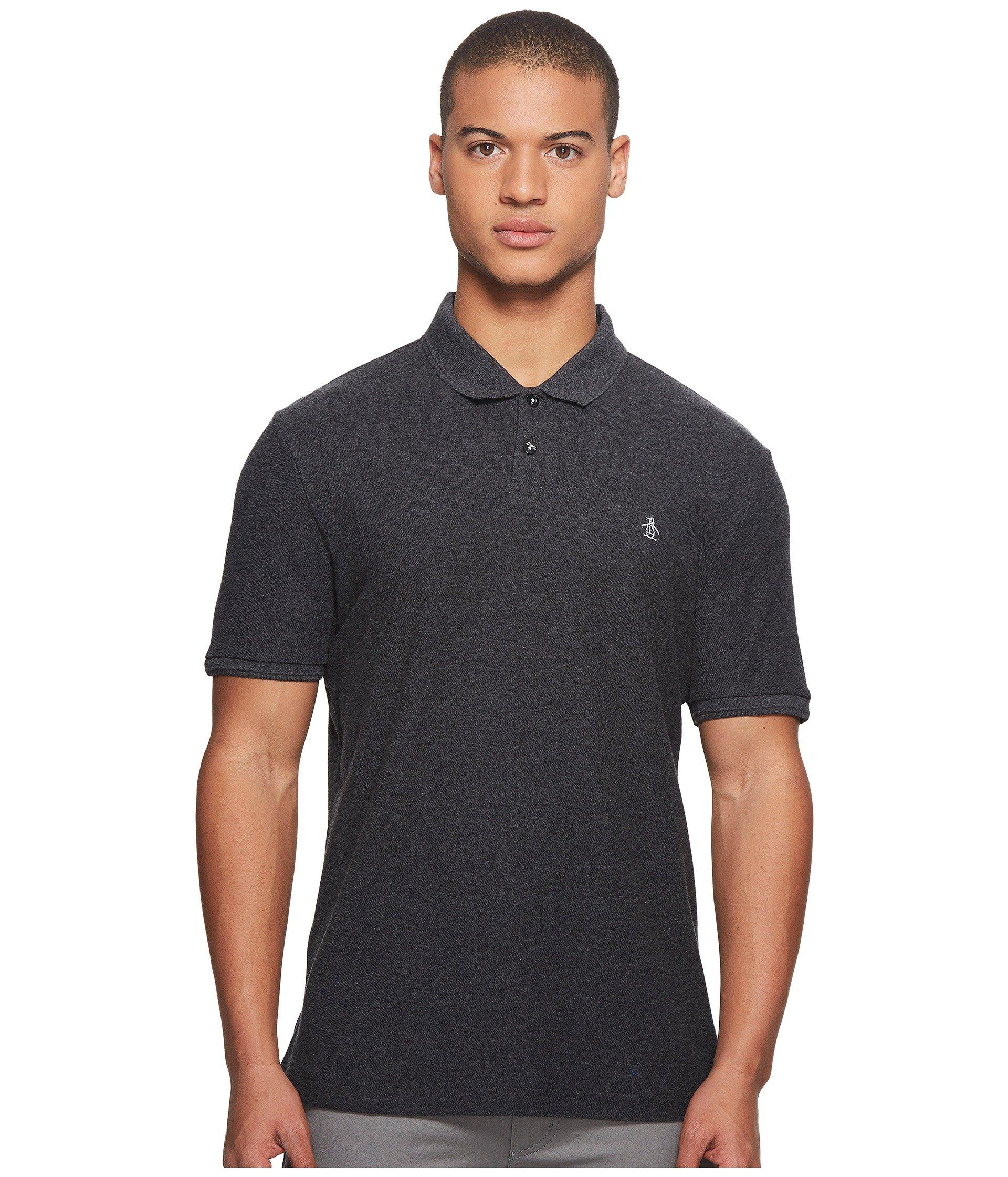 92ee5465c22 Lyst - Original Penguin Daddy-o Polo 2.0 Classic Fit (lipstick Red ...