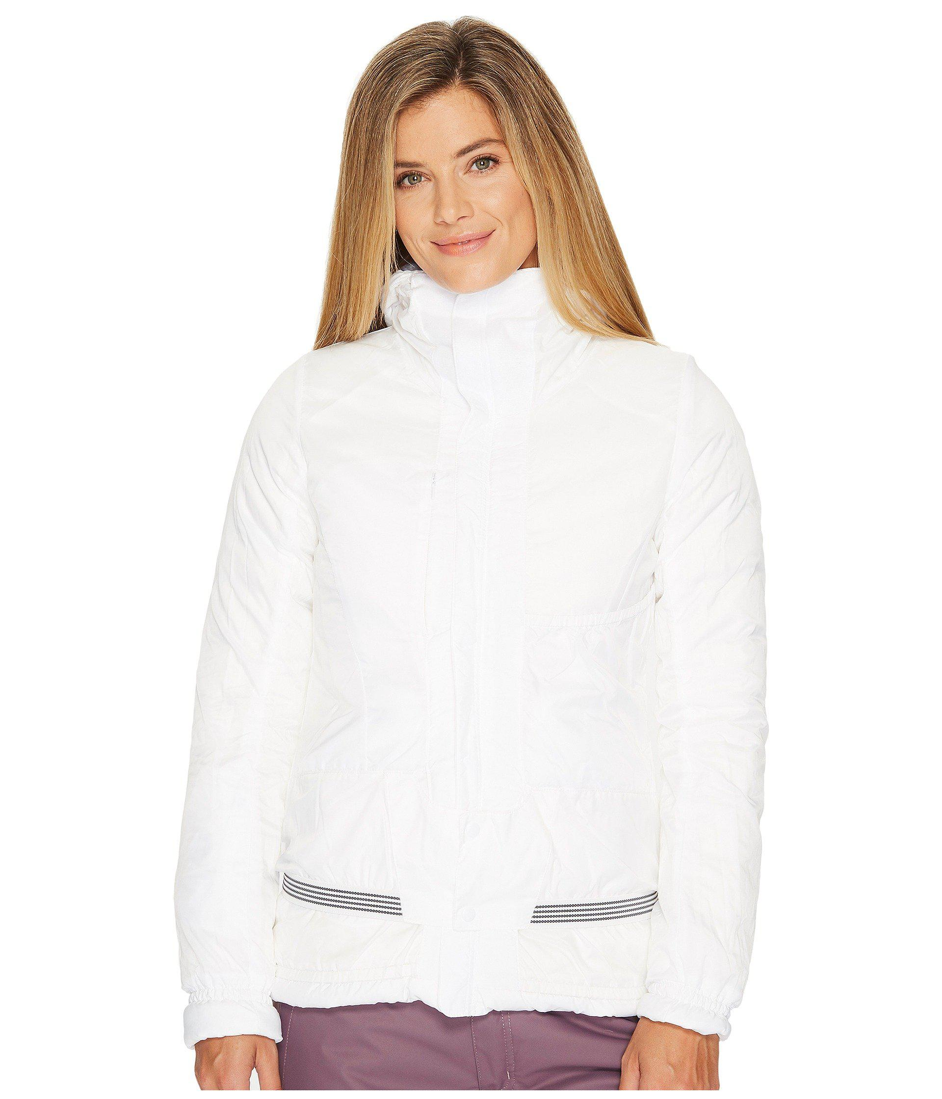 5022f2dc7 The North Face Moonlight Down Jacket (tnf White) Coat