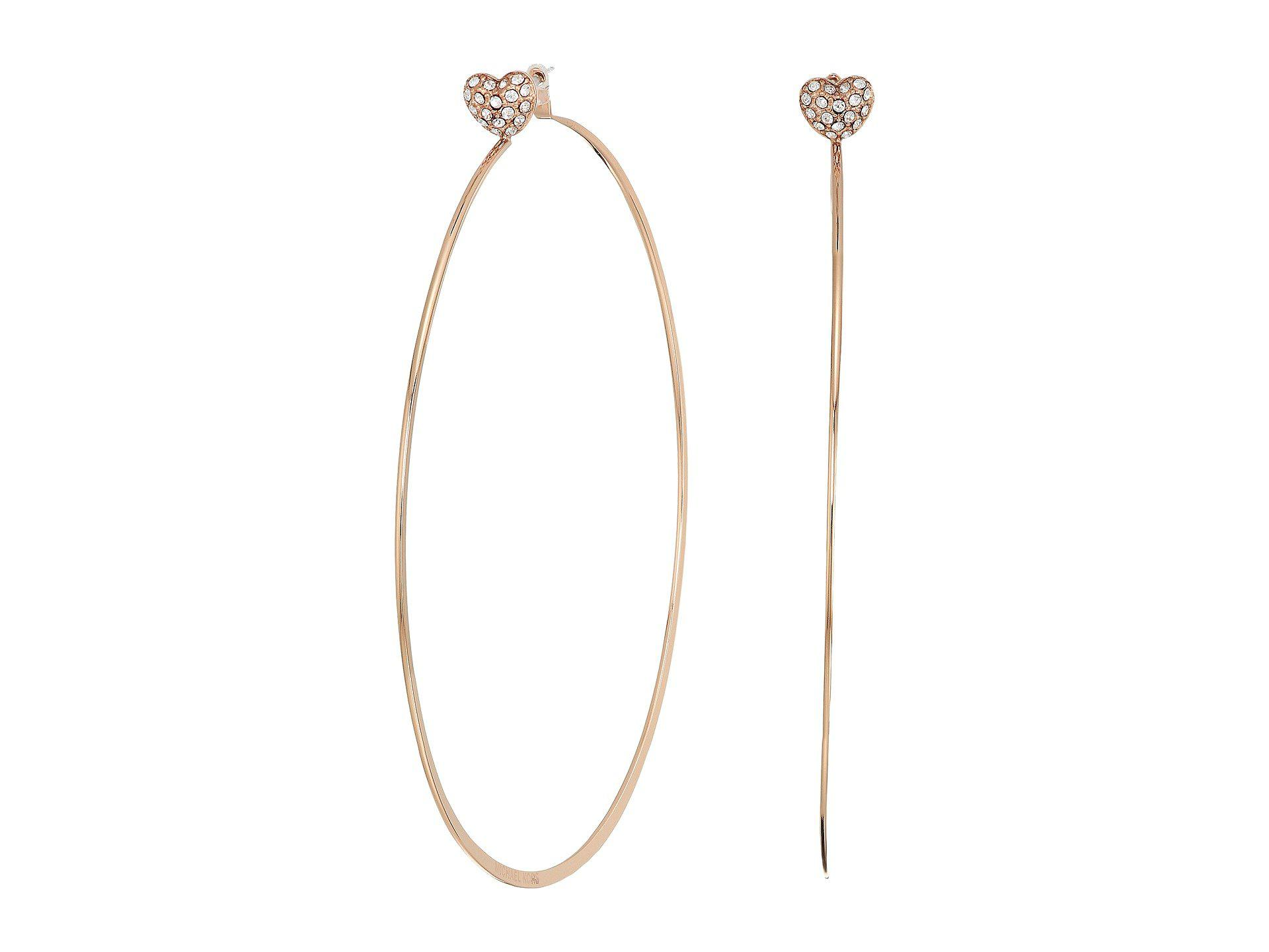 stud earring moon crescent and pack hoop