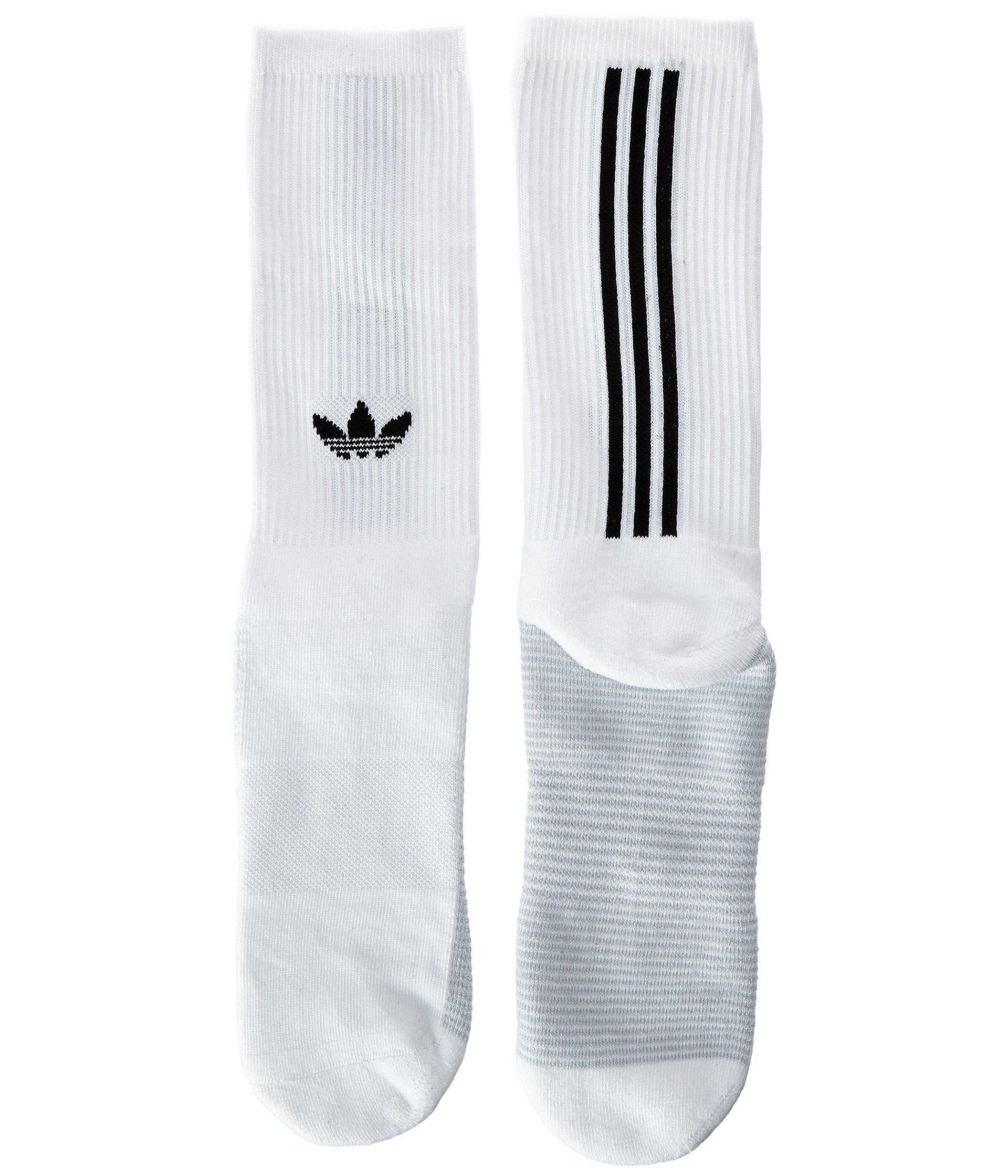 Lyst Adidas Originals Originals 3 Stripe Statement Single Crew