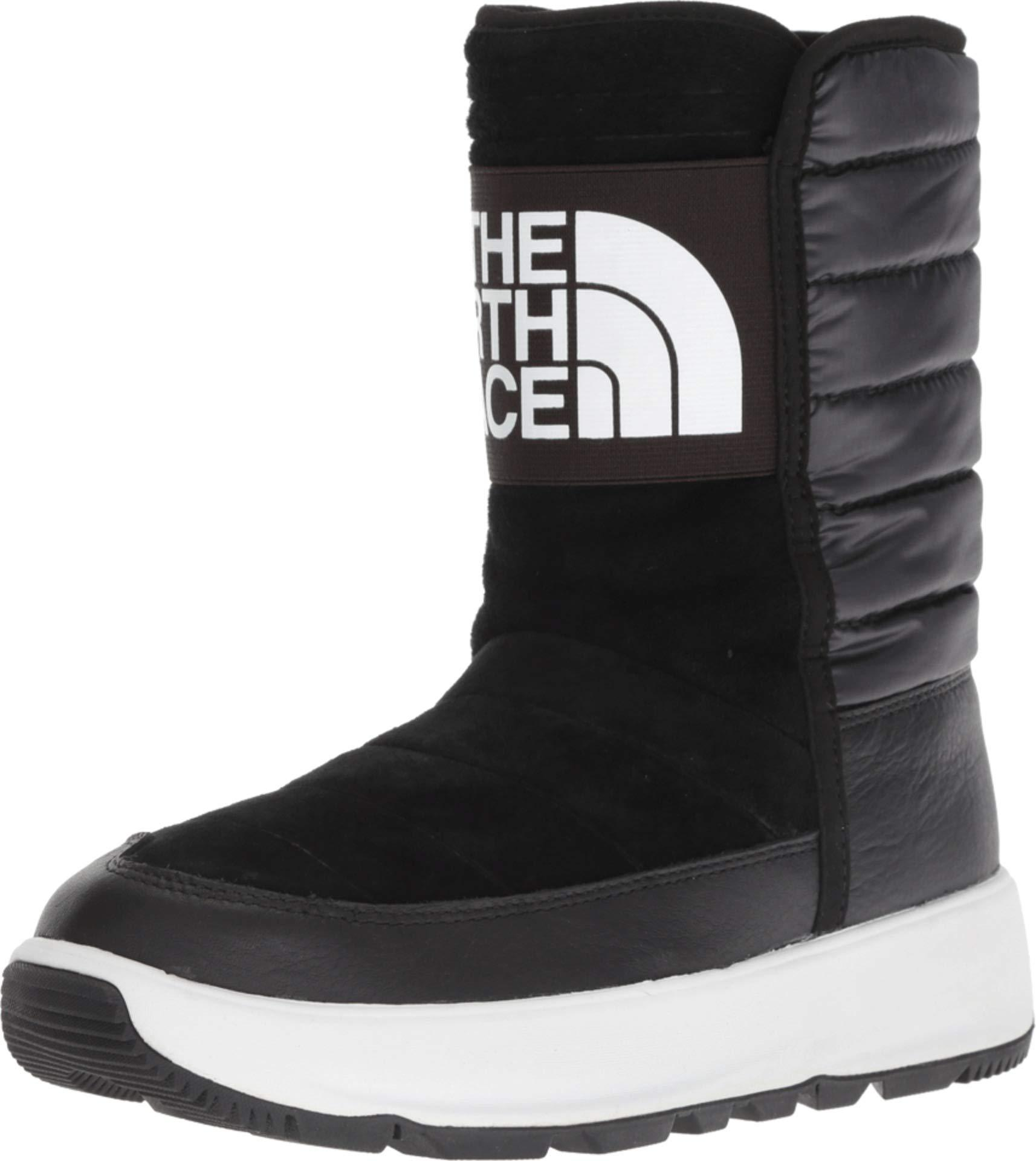 33653261f Women's Black Ozone Park Winter Pull-on Boot