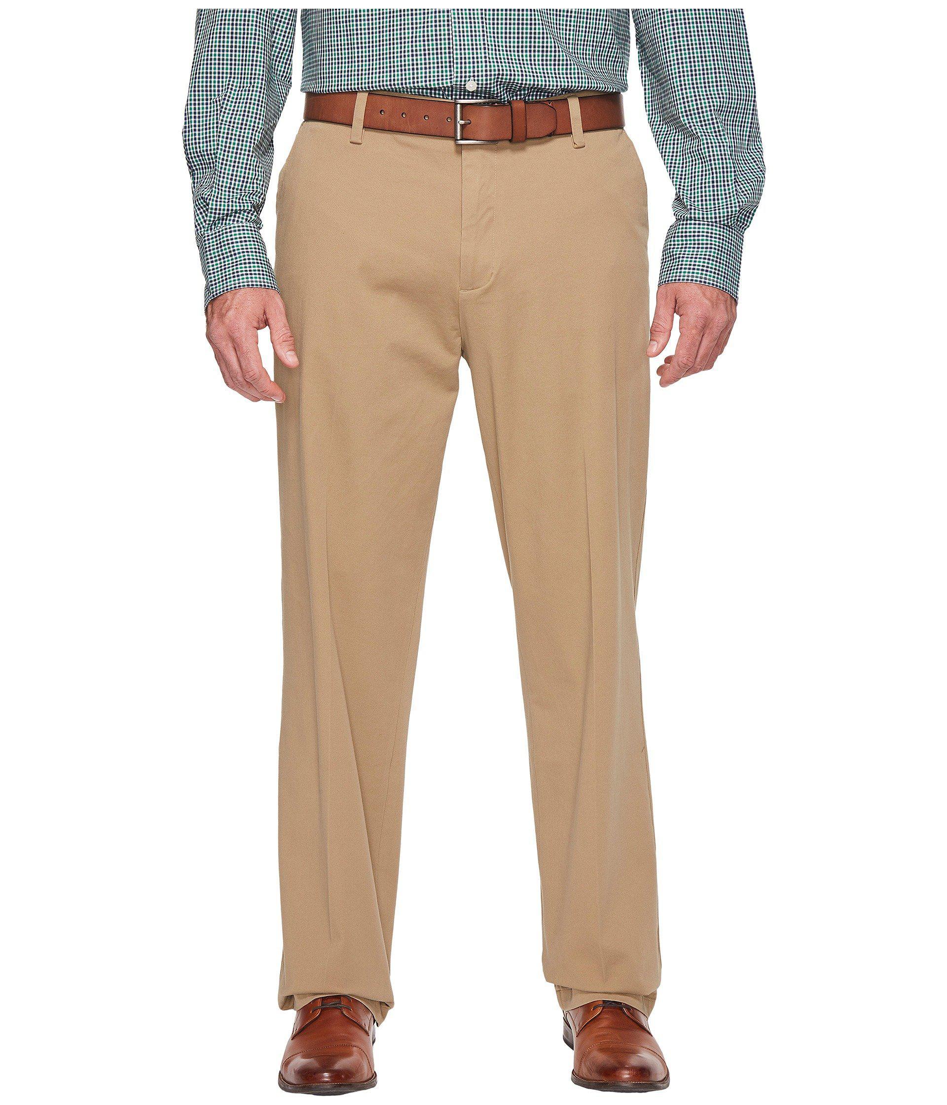 Dockers Mens Big and Tall Big /& Tall Classic Fit Workday Khaki Smart 360 Flex Pants D3