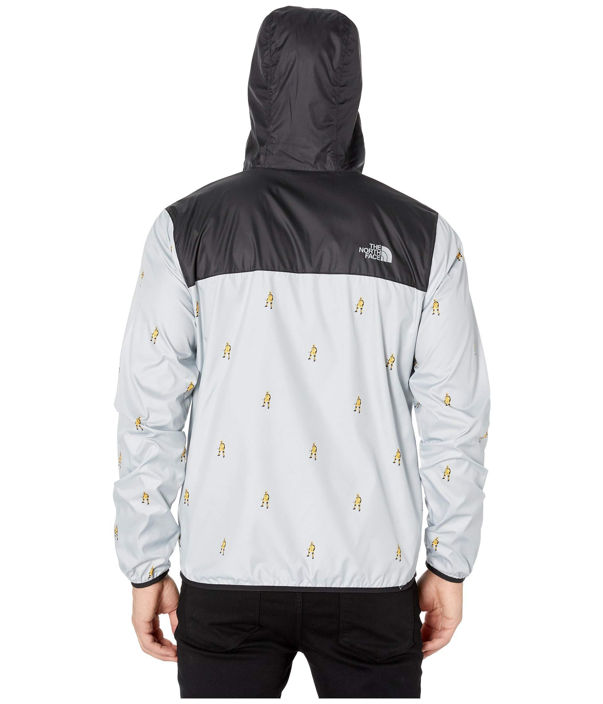 7fb14939c Men's Gray Printed Cyclone Hoodie