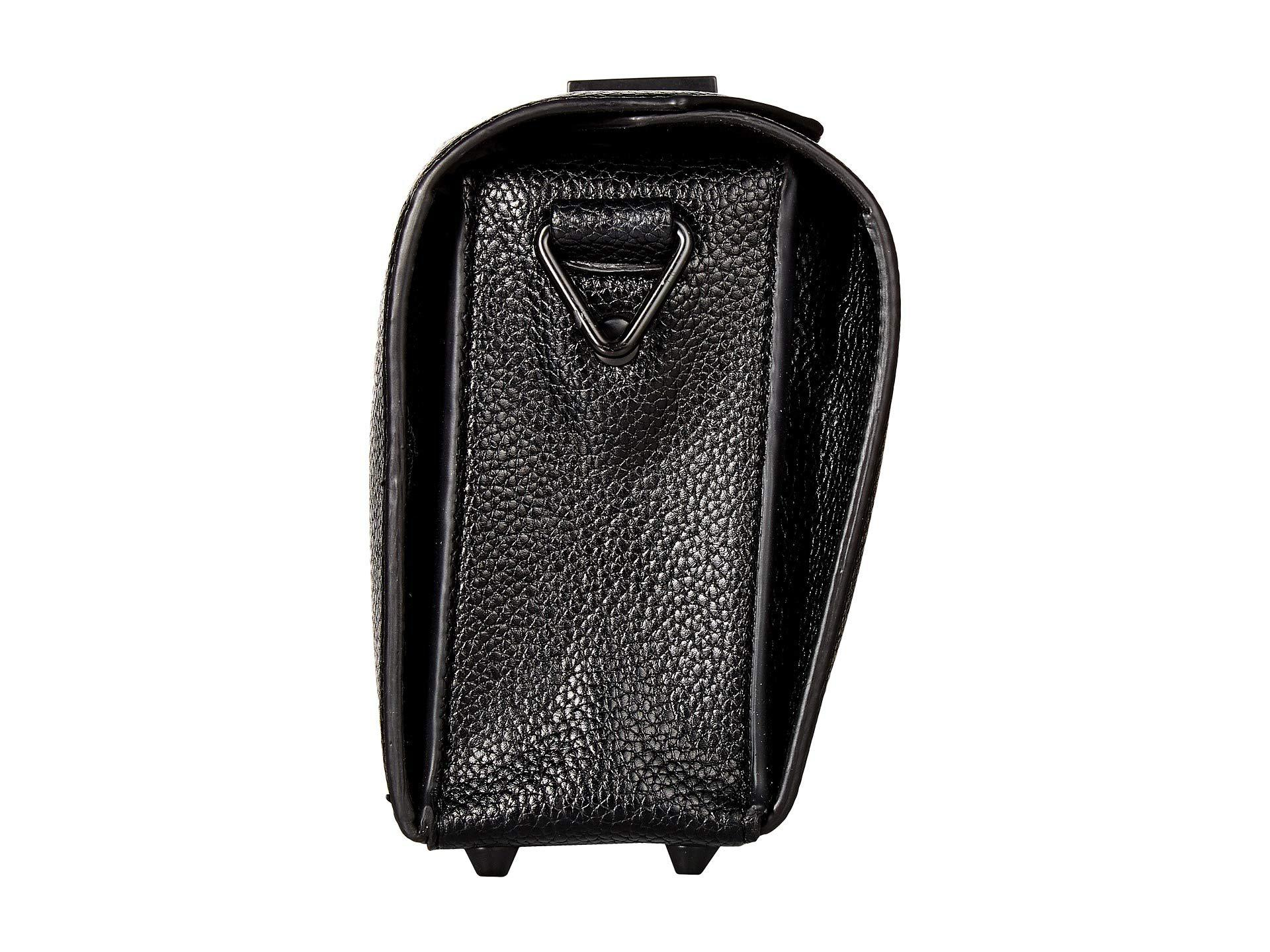 Lyst - Steve Madden Bkween (black) Cross Body Handbags in Black 153290f957055