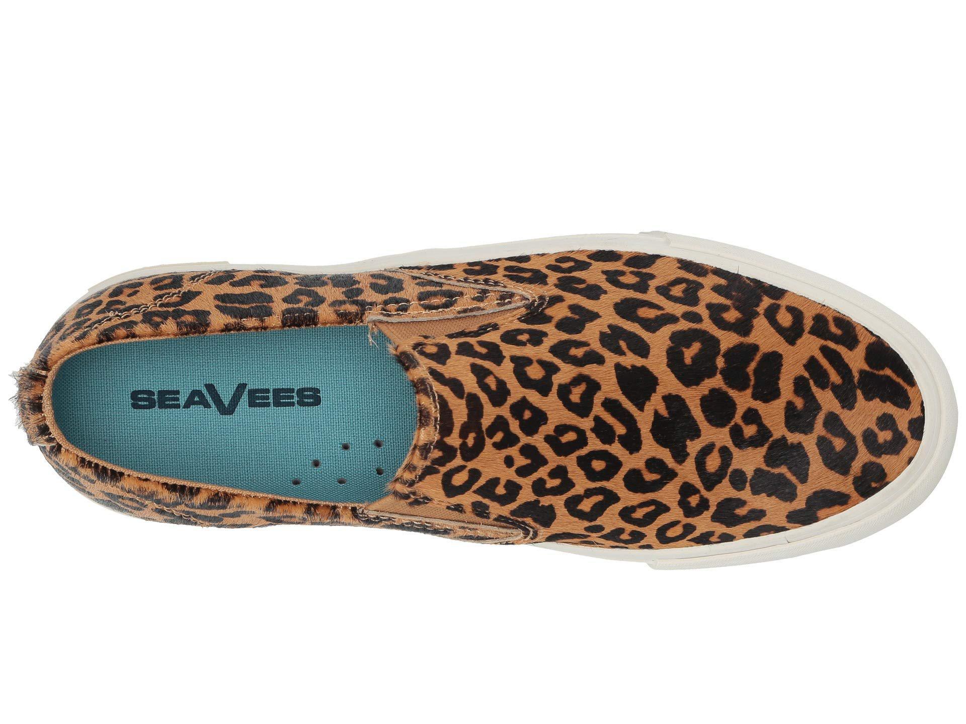 fb81d1711a4 Lyst - Seavees Baja Platform Mulholland (ecru Snake) Women s Shoes