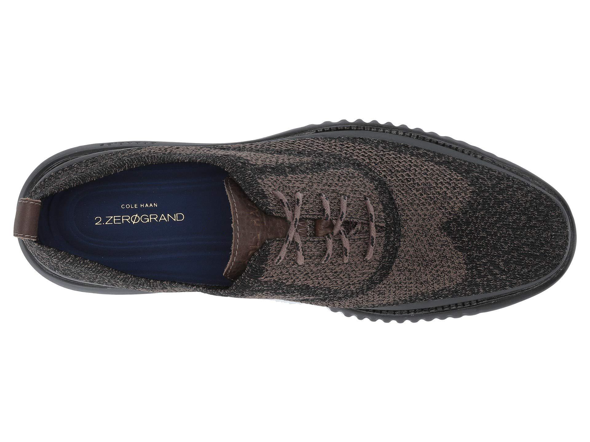 Cole Haan Mens 2.Zerogrand Stitchlite Ox Water Resistant Sneaker