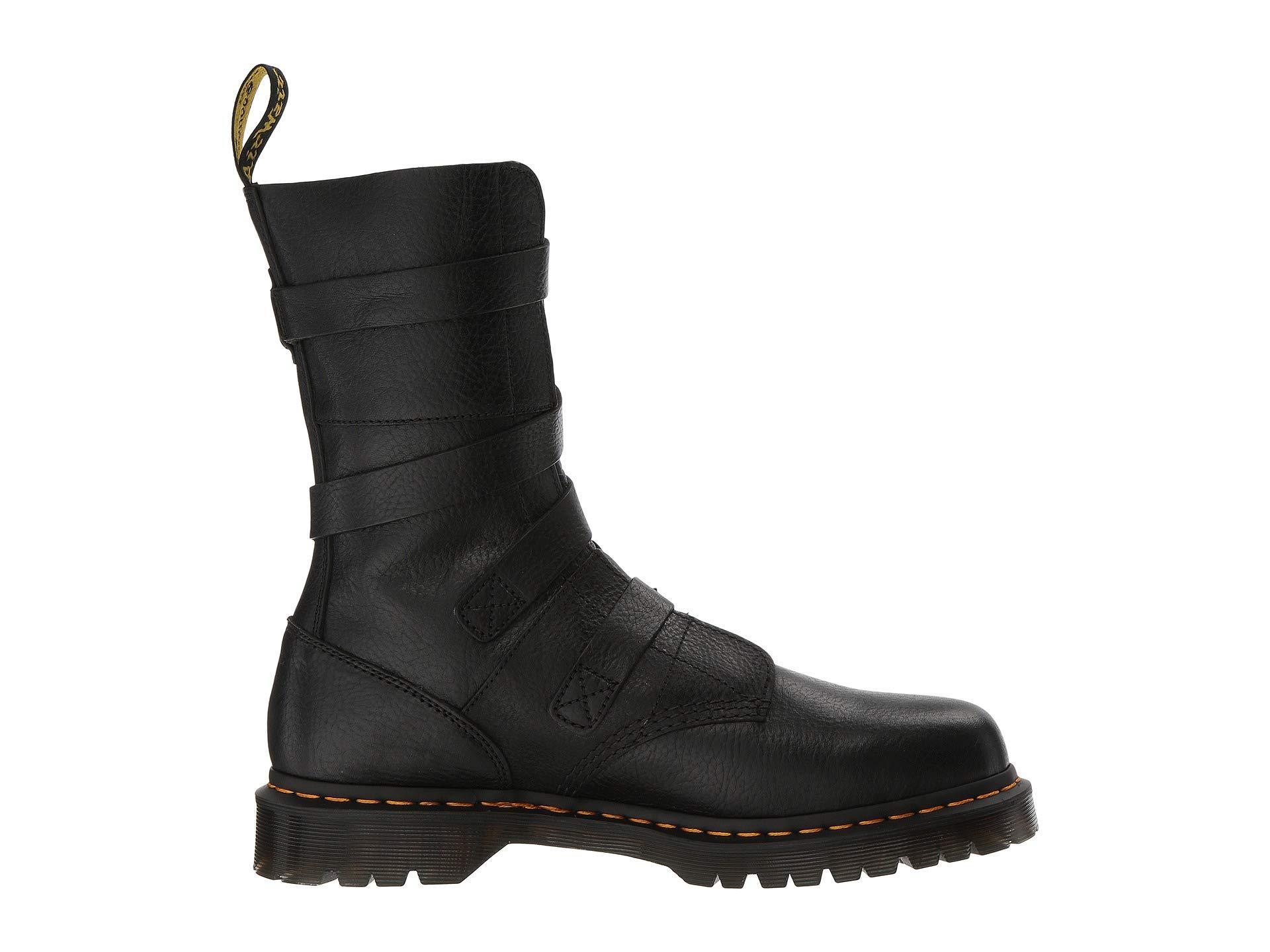 Dr. Martens Leather Bevan Core (black