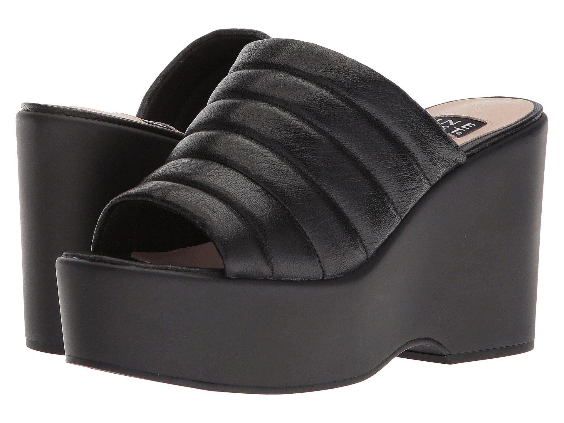 Nine West Millie 40th Anniversary Platform Slide Sandal DaJ0f