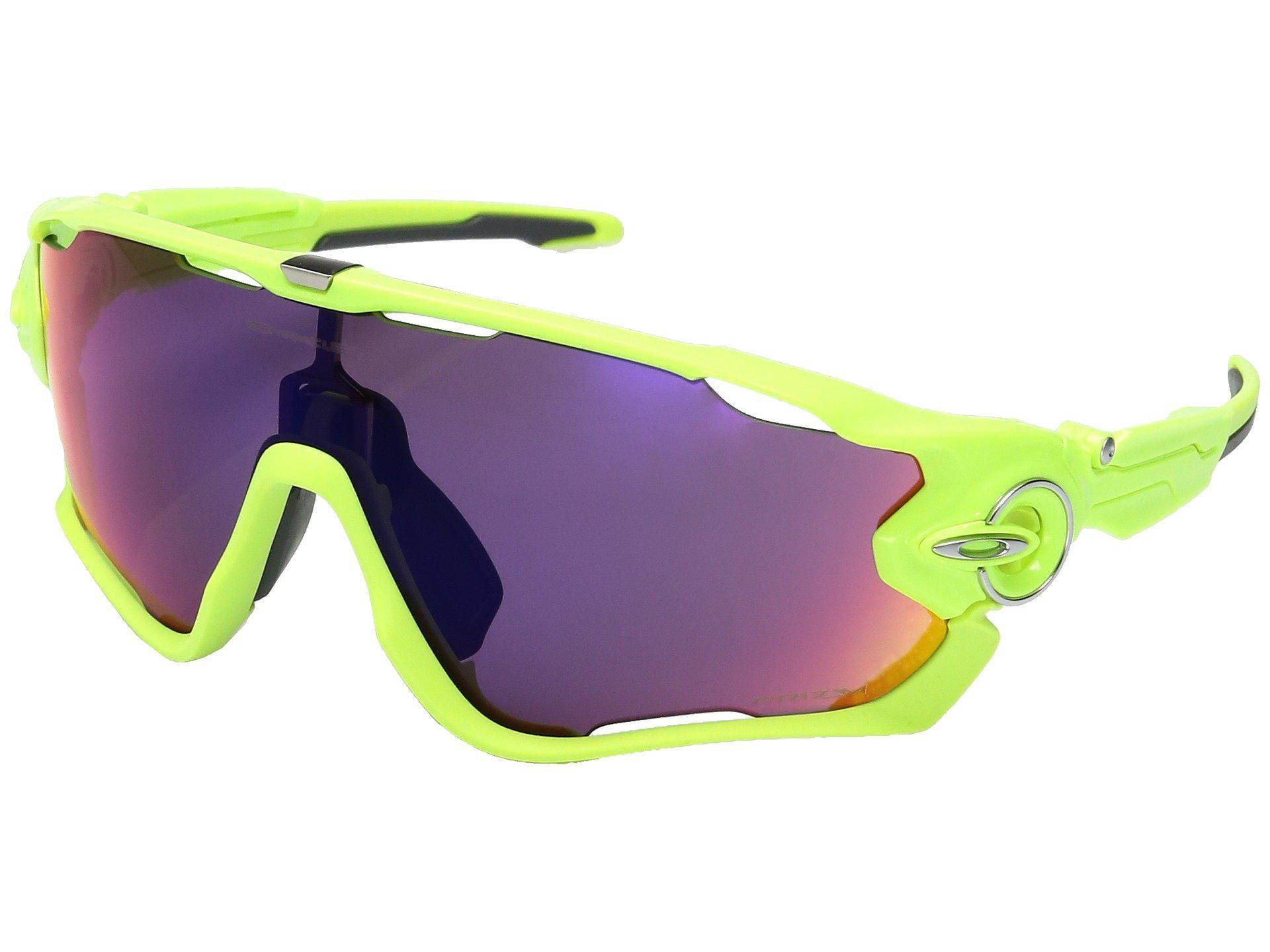 54fcfae7a3 Oakley. Men s Jawbreaker (retina Burn W  Prizm Road) Sport Sunglasses