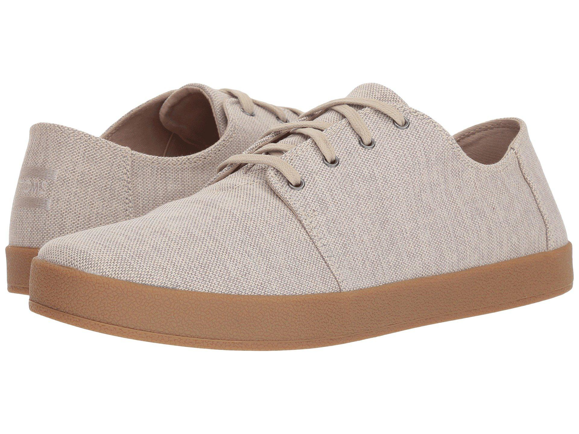 0f79b8c96f9 Lyst - TOMS Payton (grey Denim) Men s Lace Up Casual Shoes for Men