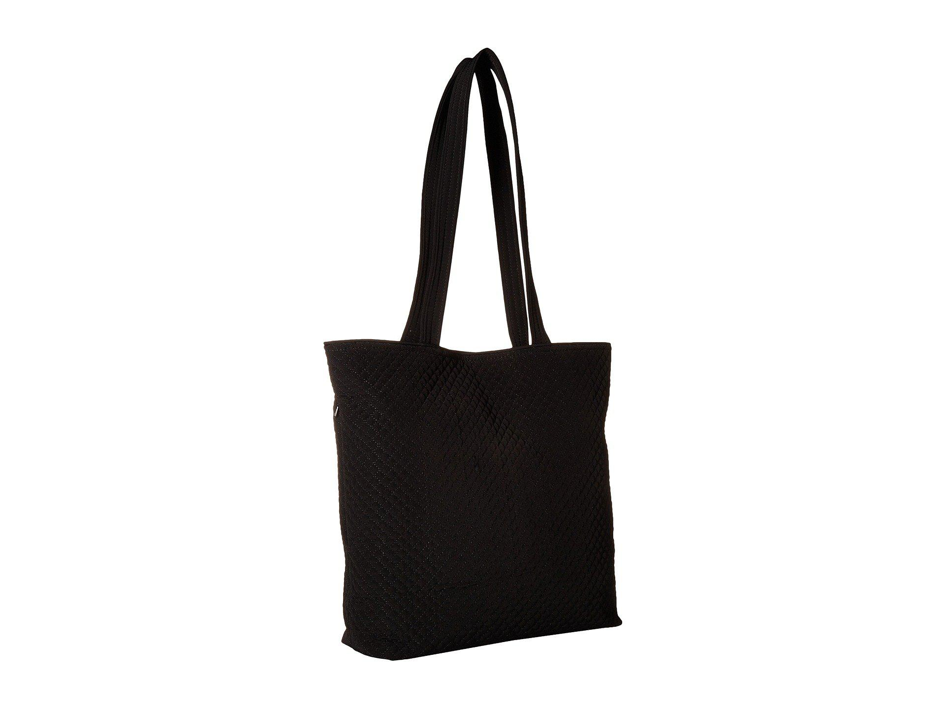 Lyst - Vera Bradley Iconic Tote Bag (classic Black) Tote Handbags in ... 2297041ef7c85