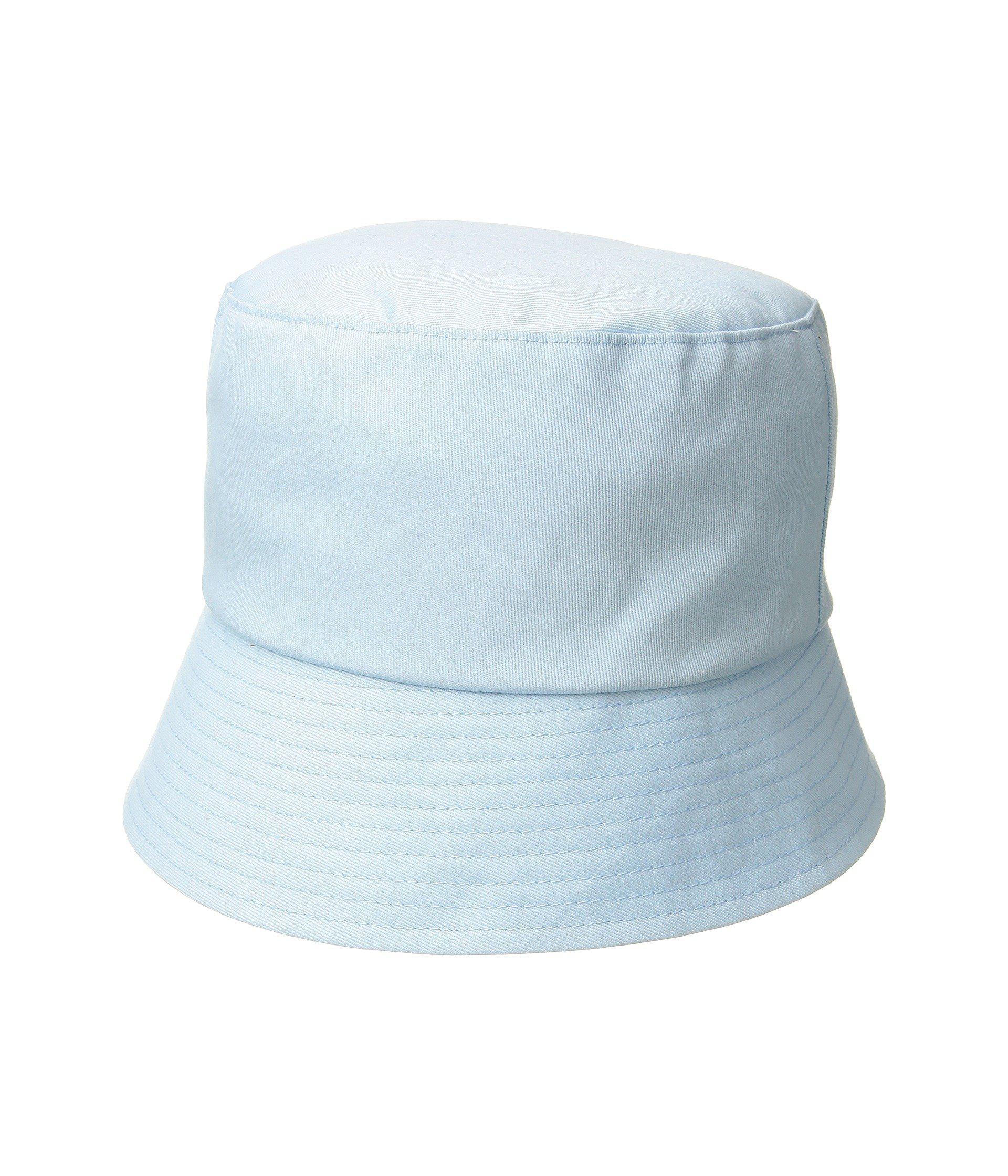 211c7ccf7ee Lyst - Betmar Gigi (light Blue) Caps in Blue