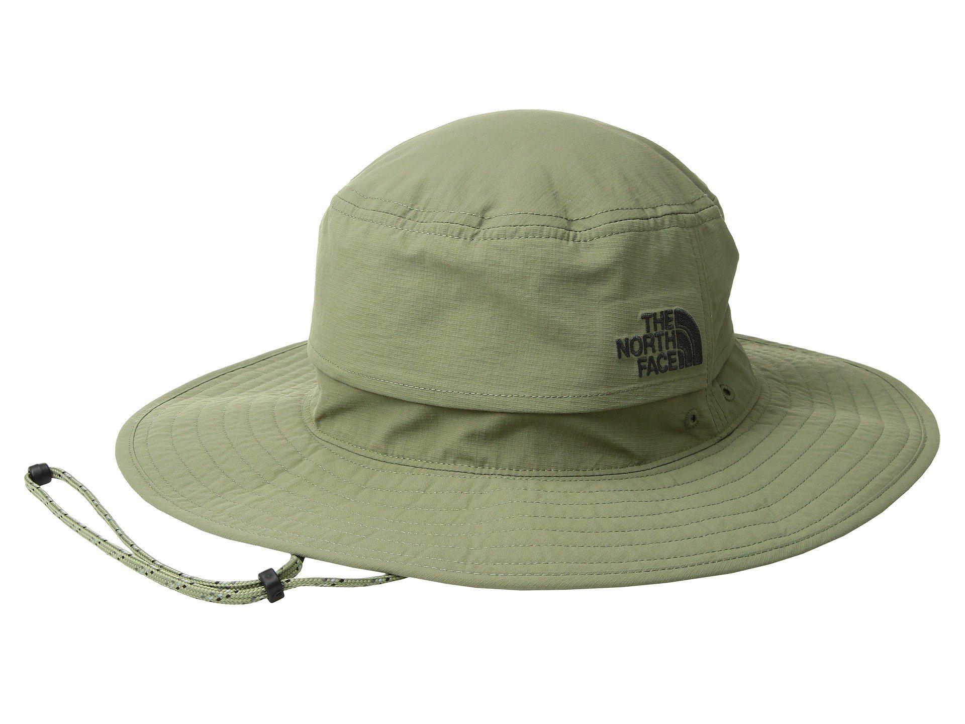 8eae52f55 The North Face Horizon Breeze Brimmer Hat (deep Lichen Green/asphalt Grey)  Traditional Hats