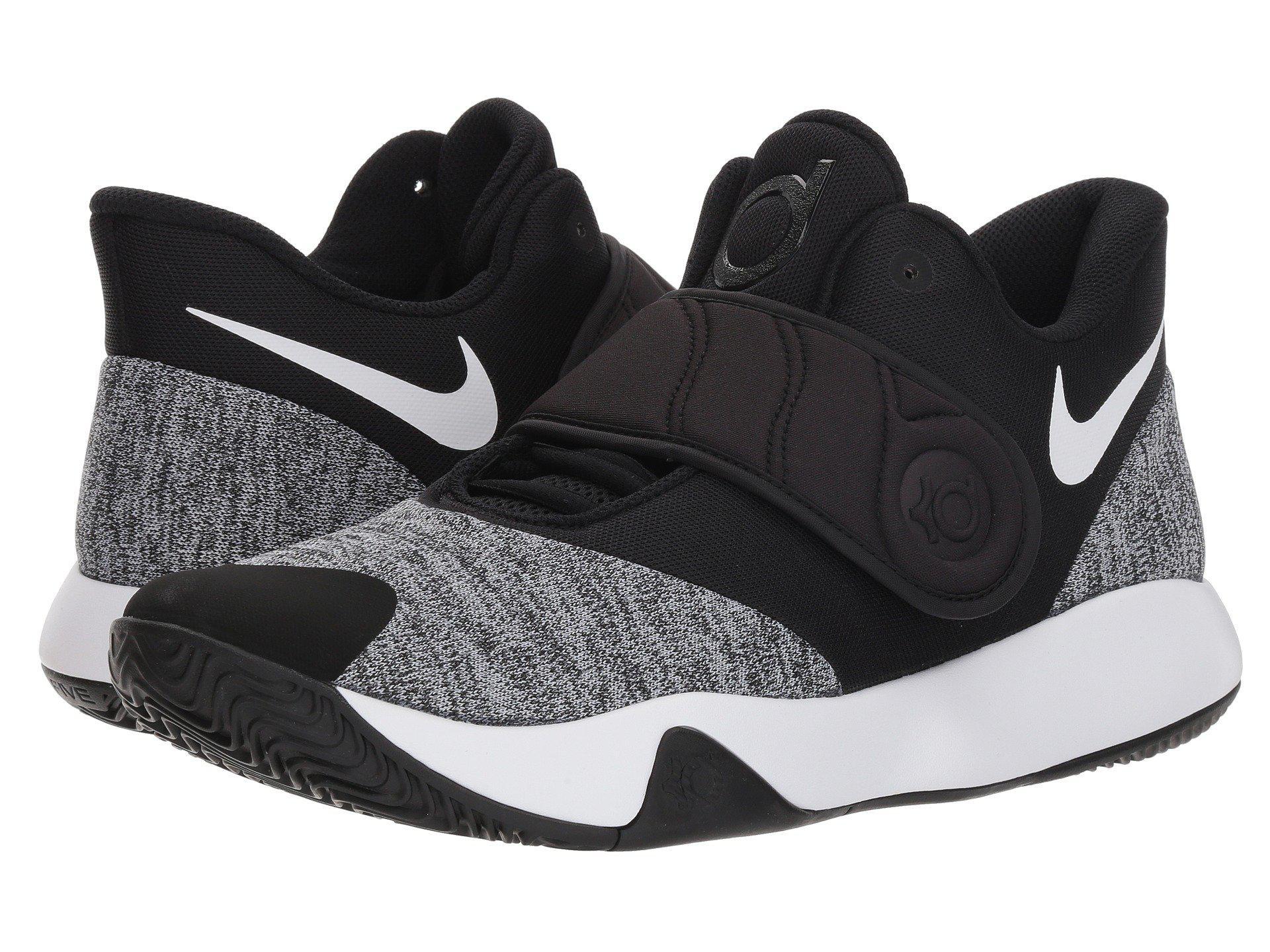 2c9885b9 Kd Trey 5 Vi (black/university Red/white) Men's Basketball Shoes