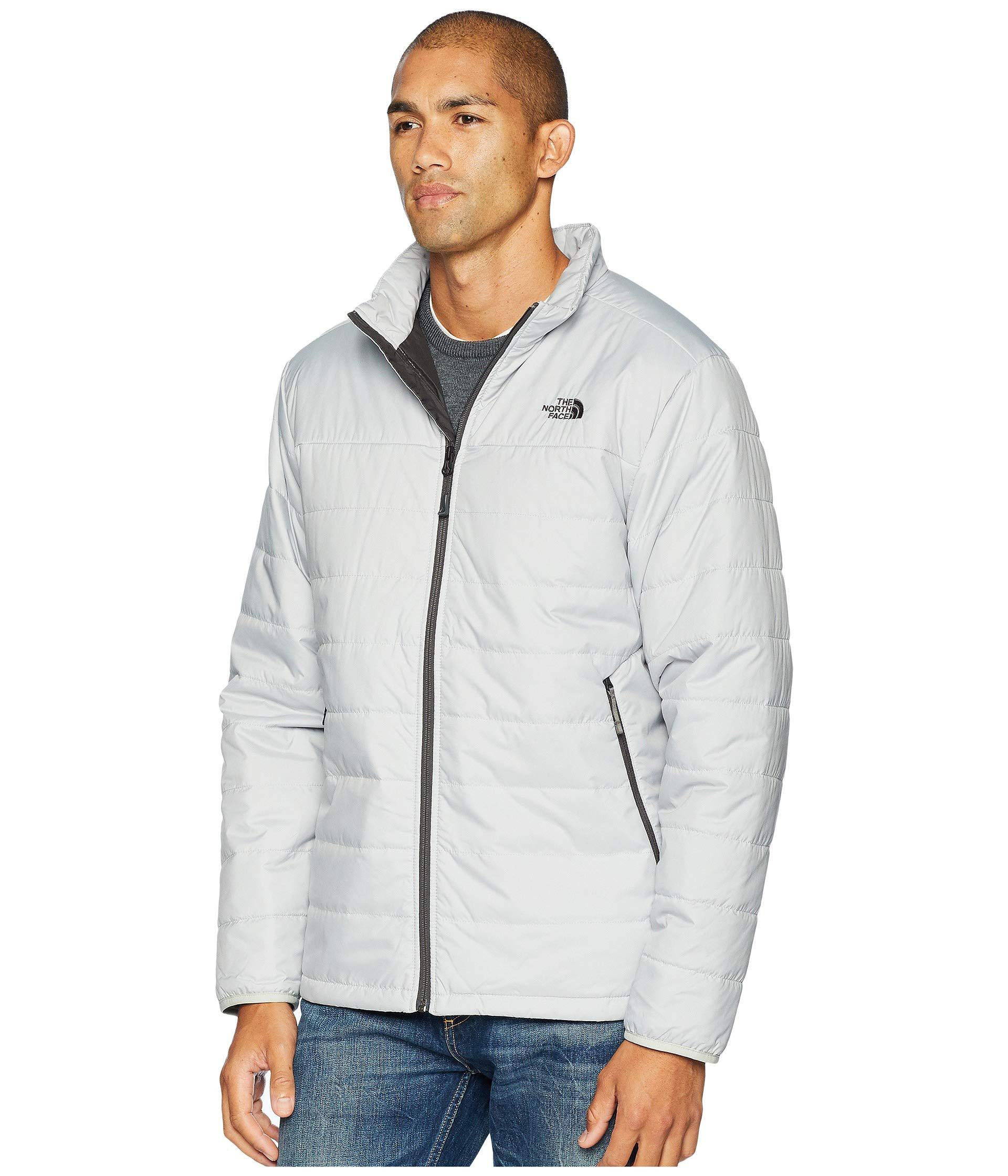 Lyst - The North Face Bombay Jacket (beech Green) Men s Jacket in Gray for  Men 332c42645