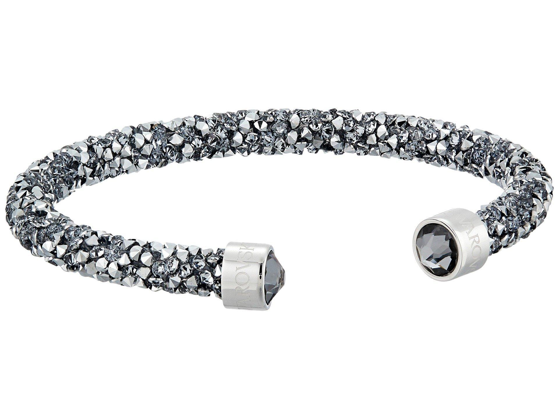 651777619b050 Women's Metallic Crystaldust Cuff Bracelet