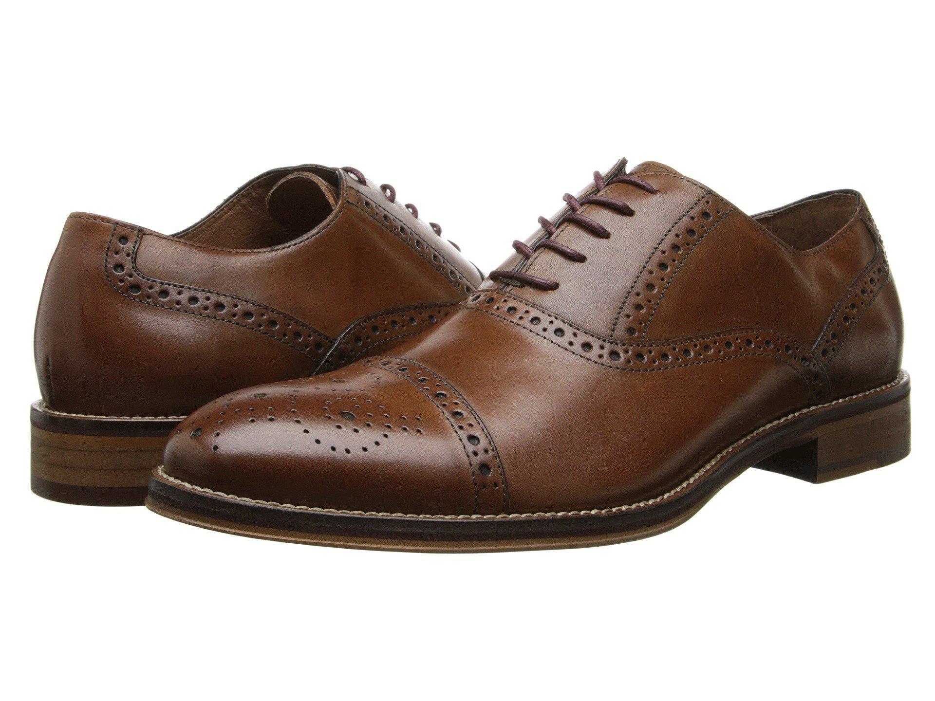 Johnston & MurphyConard Causal Dress Plain Toe Oxford R1UVe