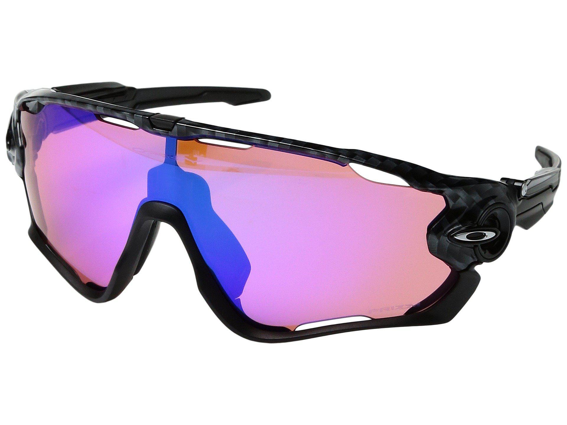 Oakley Jawbreaker Carbon Fiber W Prizm Trail Sport Sunglasses Lyst