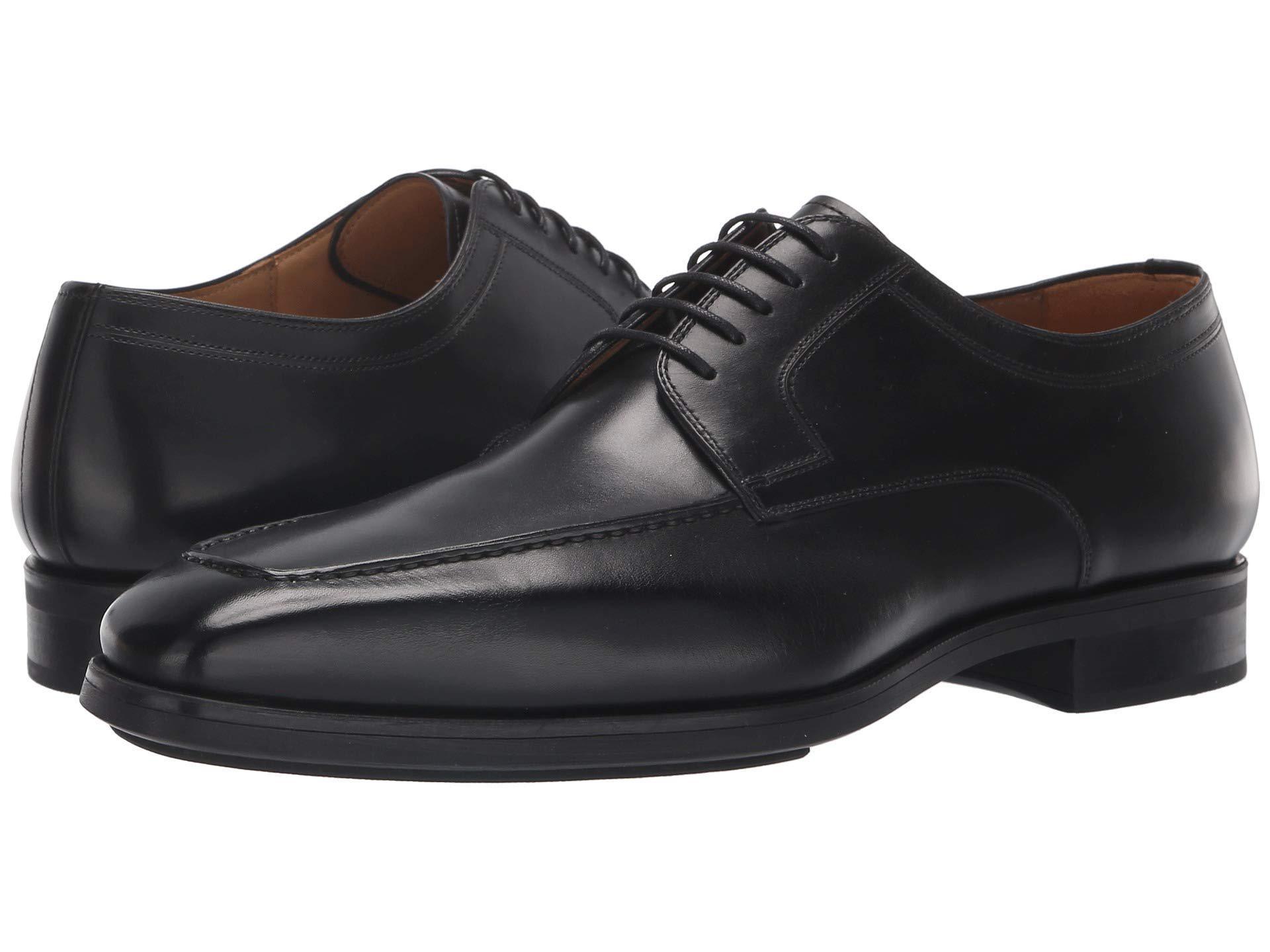 Lyst - Magnanni Shoes Romelo (black) Men's Shoes in Black ...