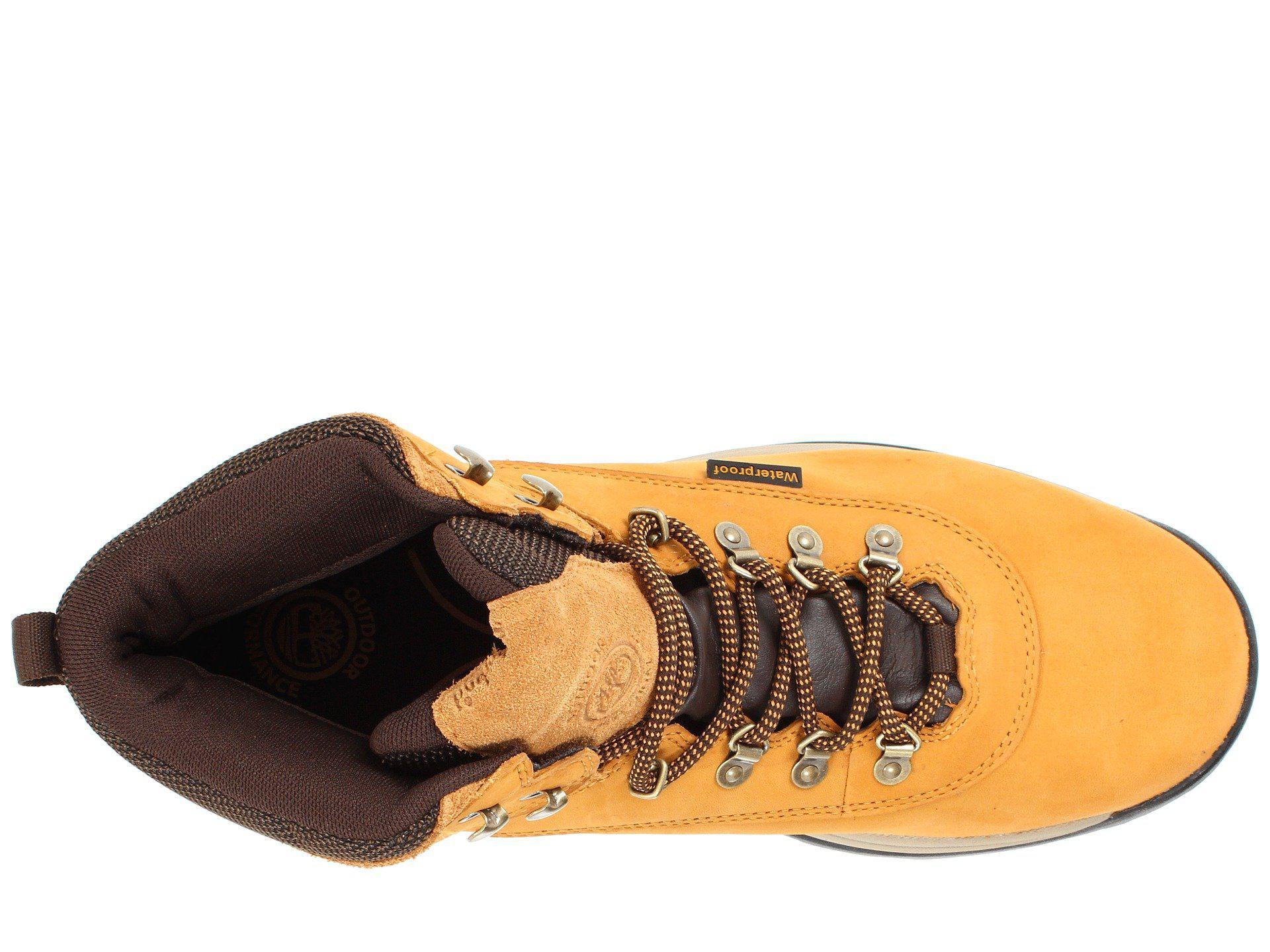 afa13346e5e Natural White Ledge Mid Waterproof (brown) Men's Hiking Boots
