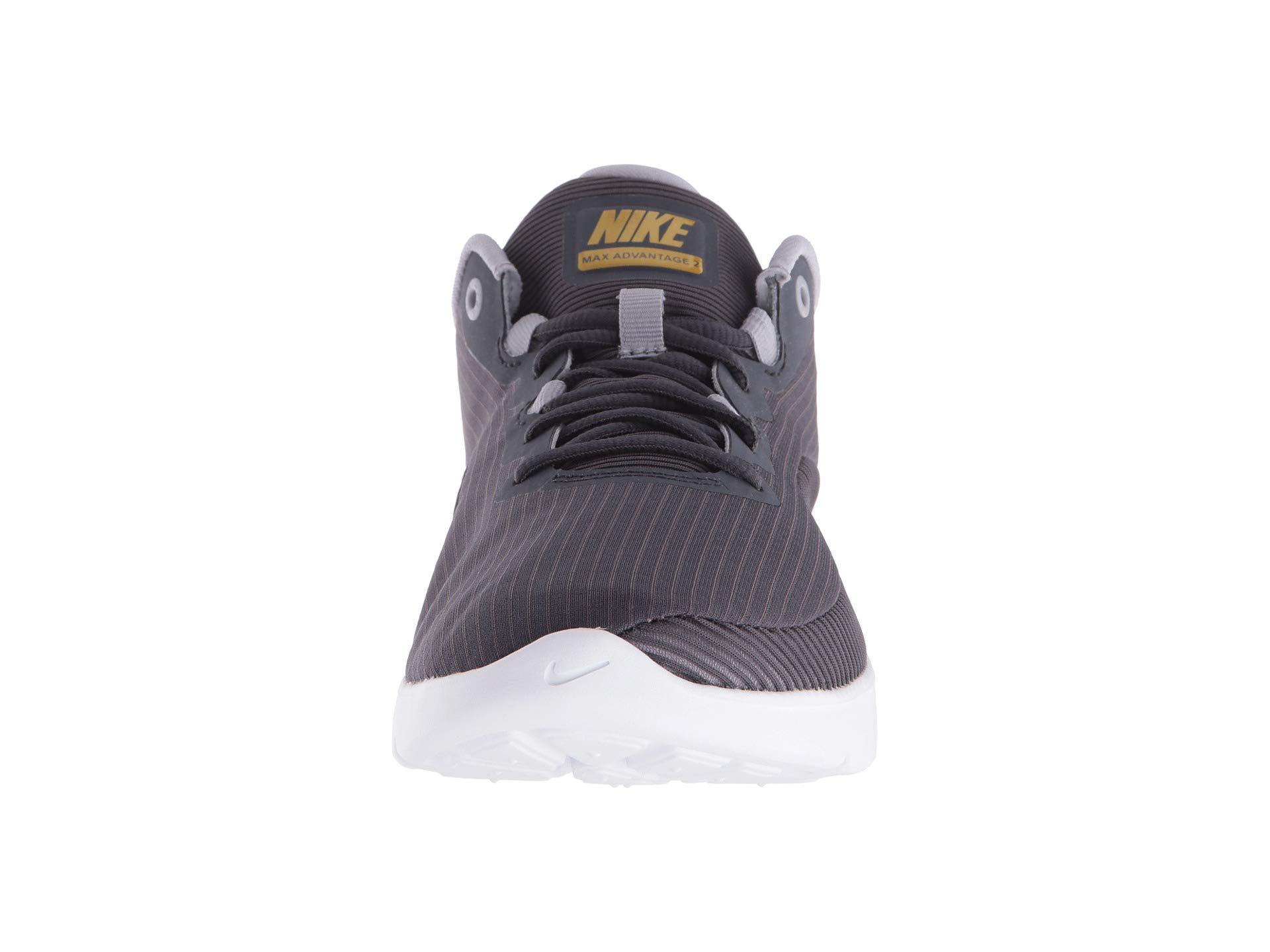 a1137c91f66 Nike - Multicolor Air Max Advantage 2 (gridiron metallic Pewter provence  Purple). View fullscreen