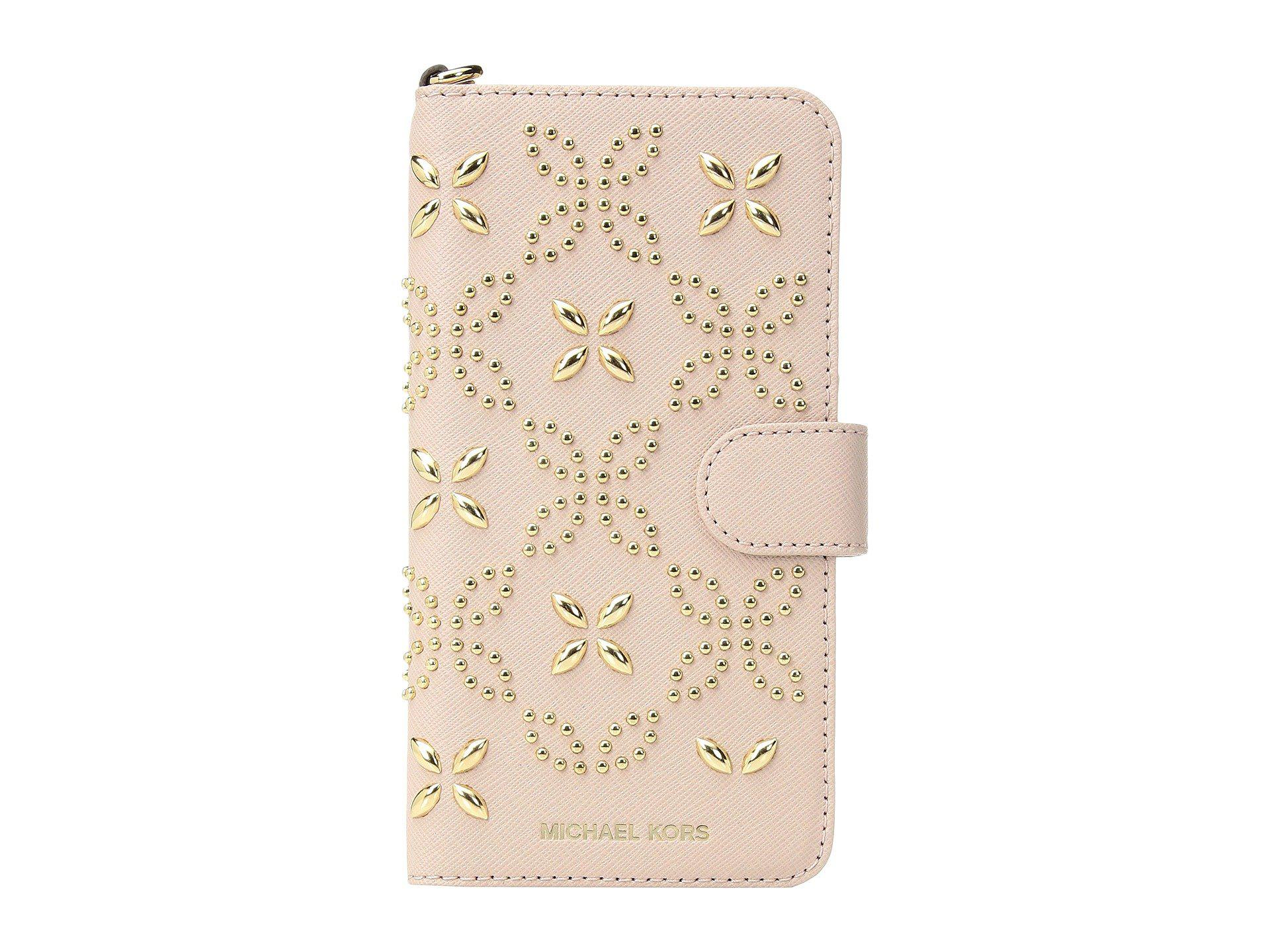 Electronic Leather Folio Phone Case Tab 7 Plus