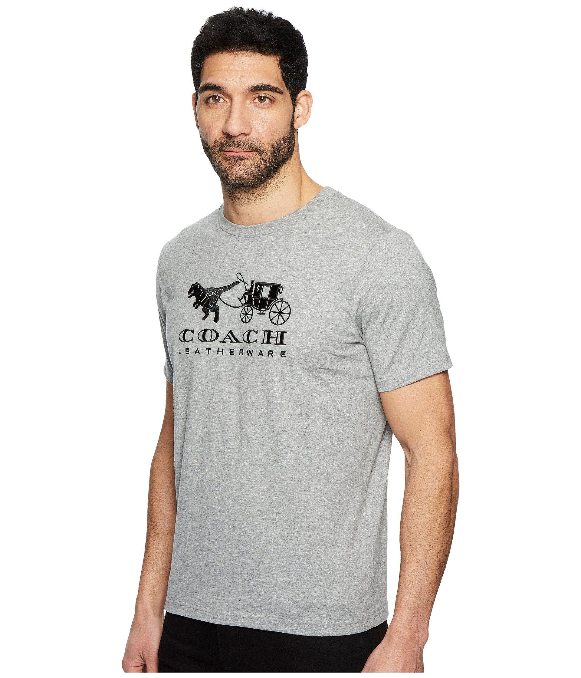 87347a5f1c Men's Gray Rexy And Carriage T-shirt