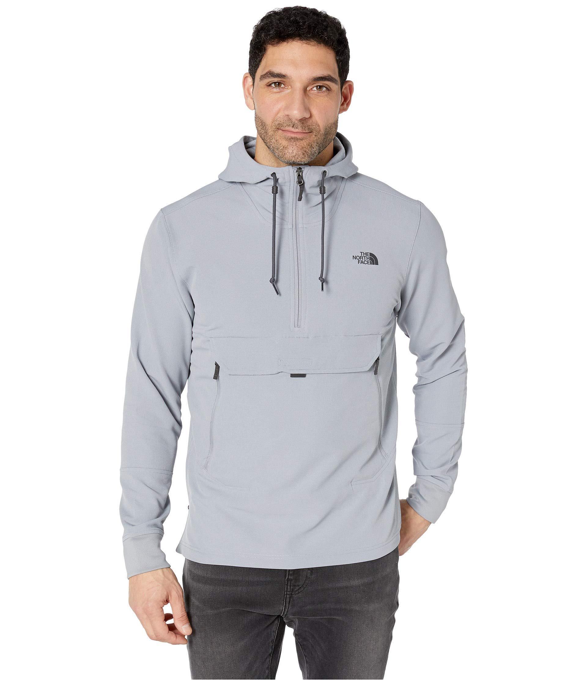 bbd7f36be Gray Tekno Ridge Pullover Hoodie (asphalt Grey) Men's Coat