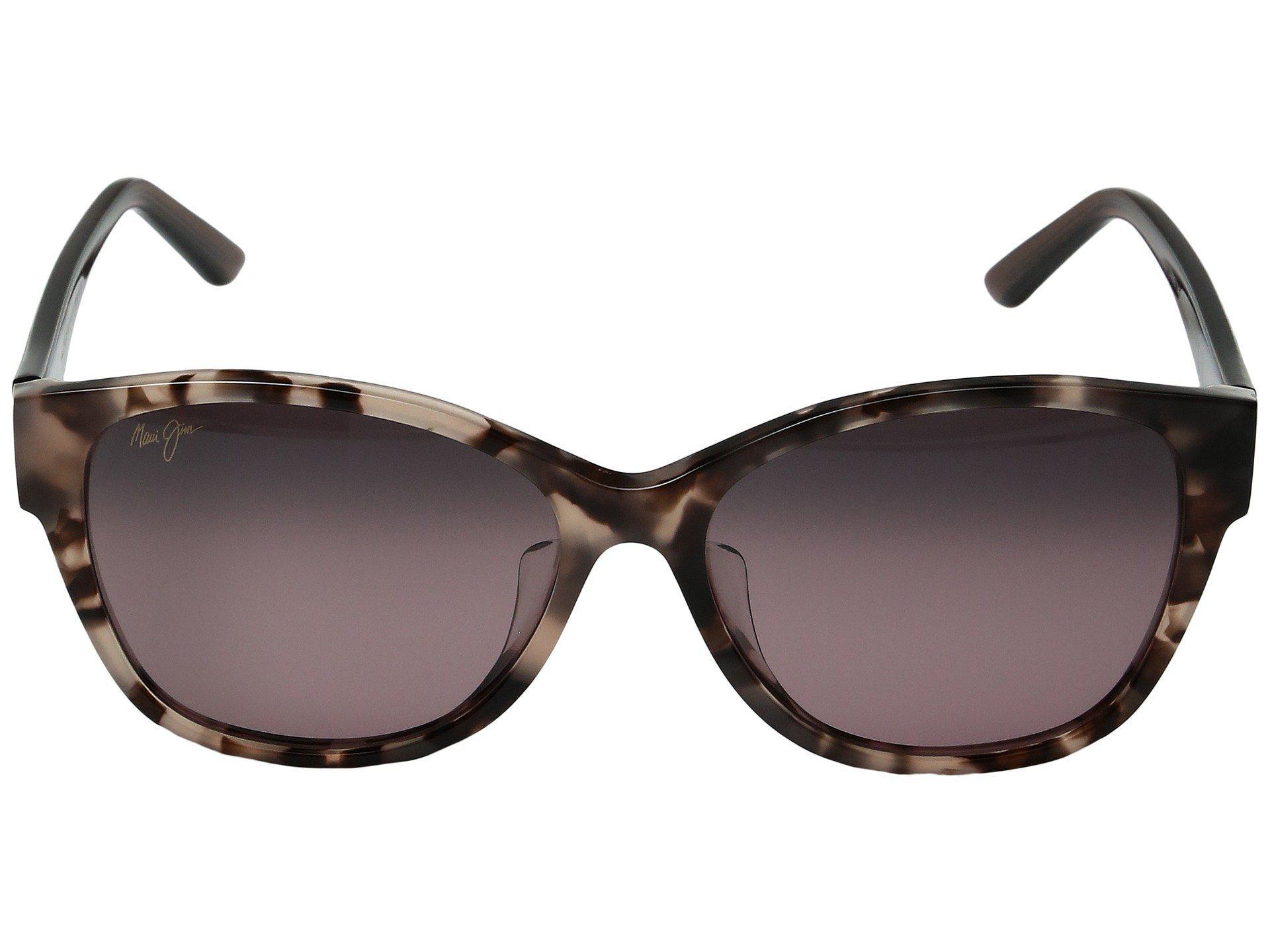 74536acde2a Lyst - Maui Jim Summer Time (pink Tokyo Tortoise) Fashion Sunglasses ...